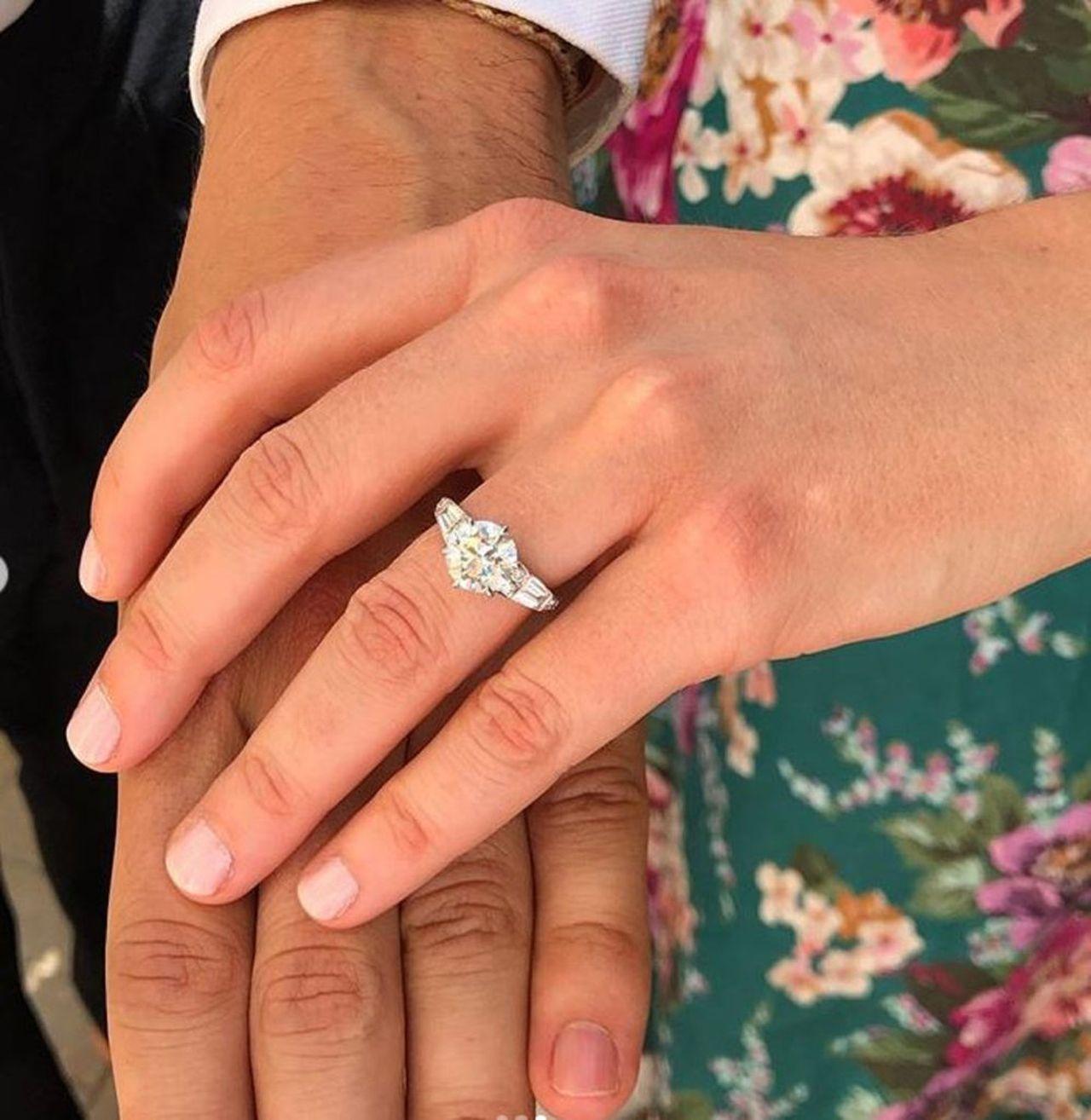 Księżniczka Beatrice pierścionek