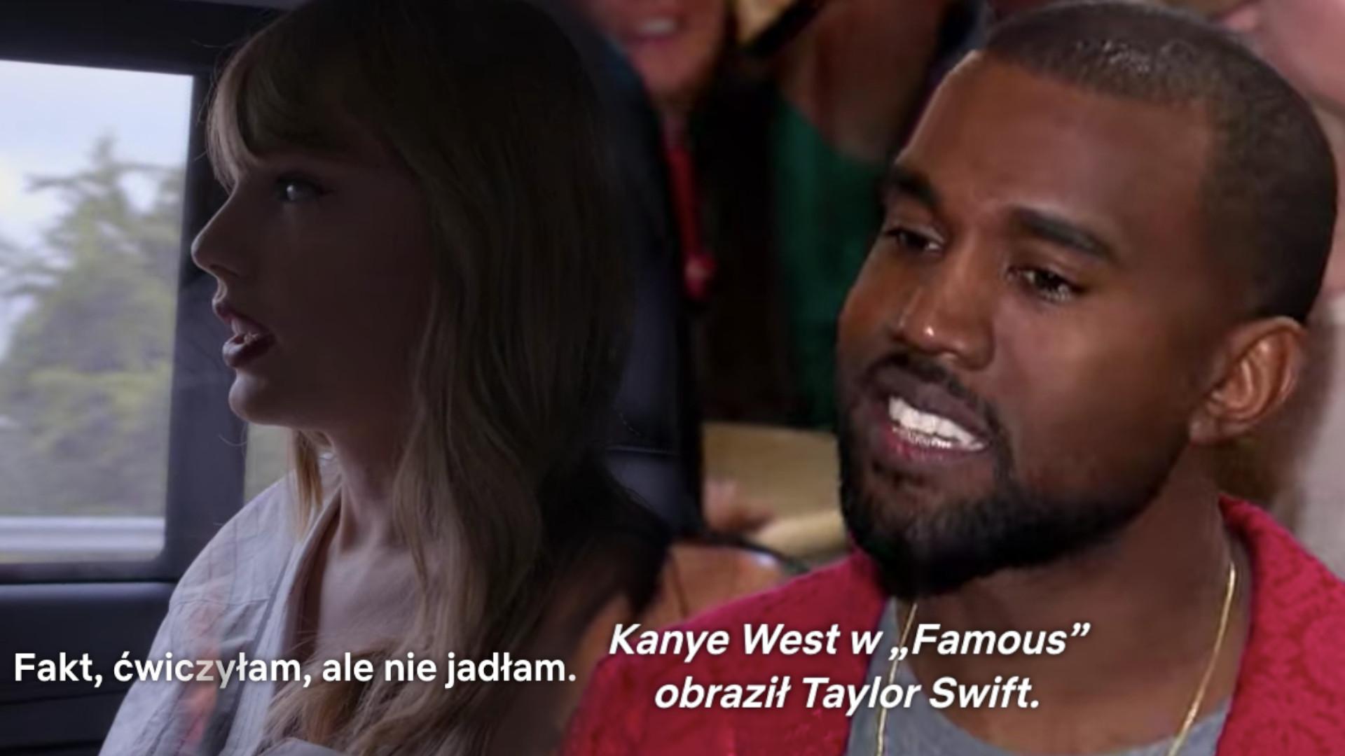Dokument o Taylor Swift na NETFLIXIE. Wbiła szpilę Kanye Westowi