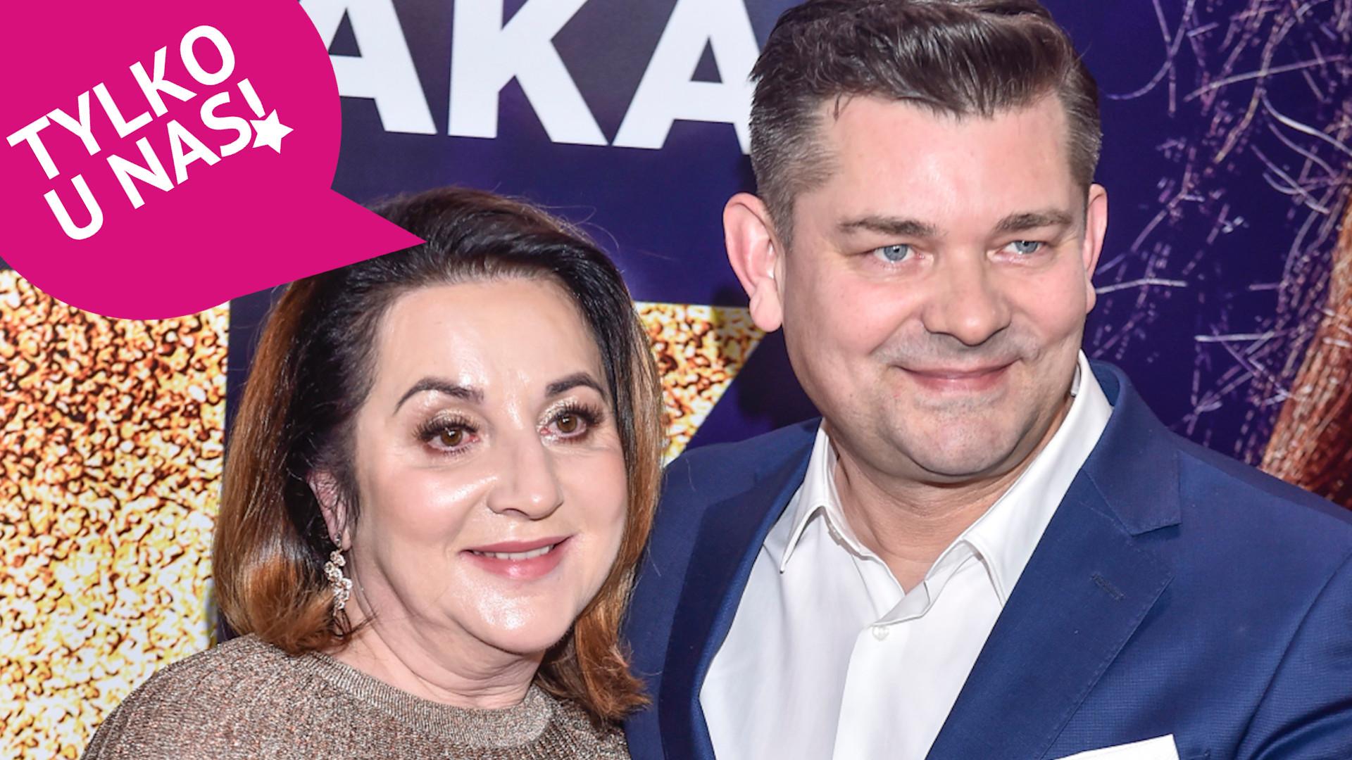 """Danuta Martyniuk o  wnuczce i synu. Dlaczego Daniela Martyniuka zabrakło na premierze filmu """"ZENEK""""?(WIDEO)"""