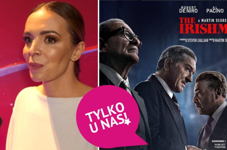"""Anna Wendzikowska o filmie """"Irlandczyk"""": """"Może zmienić oblicze kina"""""""