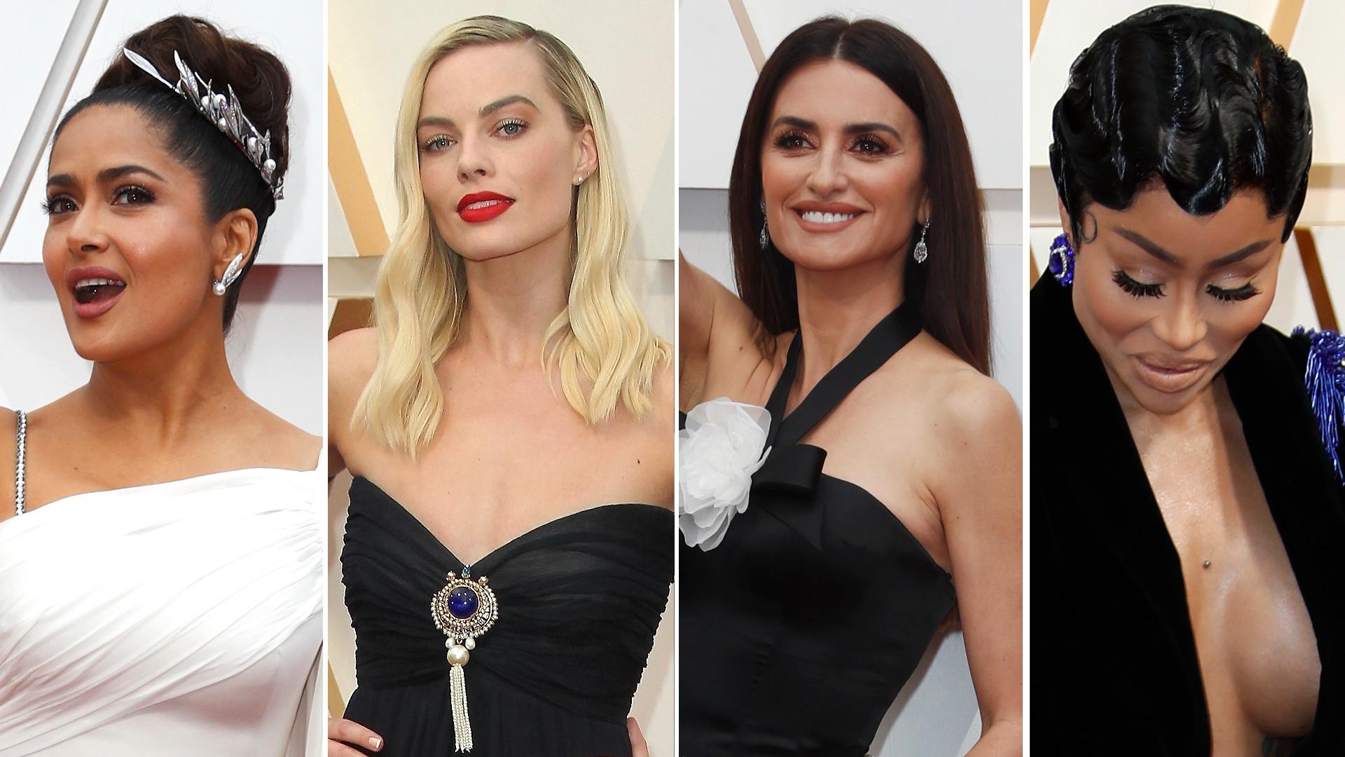 Oscary 2020 – KREACJE gwiazd na czerwonym dywanie (ZDJĘCIA)