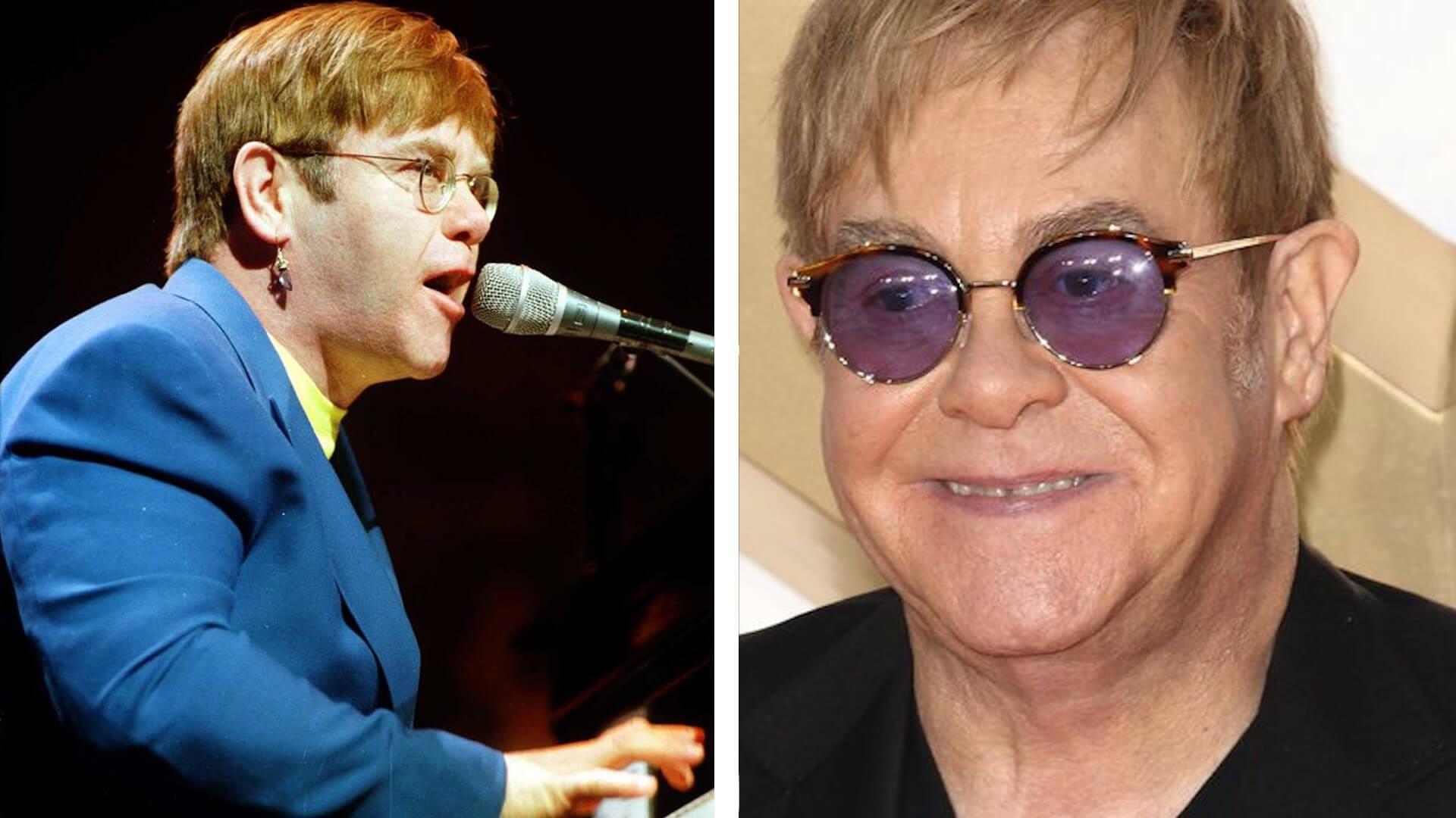 Elton John STRACIŁ GŁOS. Muzyk musiał przerwać koncert