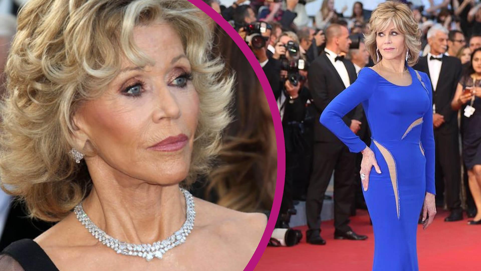 Jane Fonda nie pójdzie pod nóż. Gwiazda zapowiada KONIEC z operacjami plastycznymi