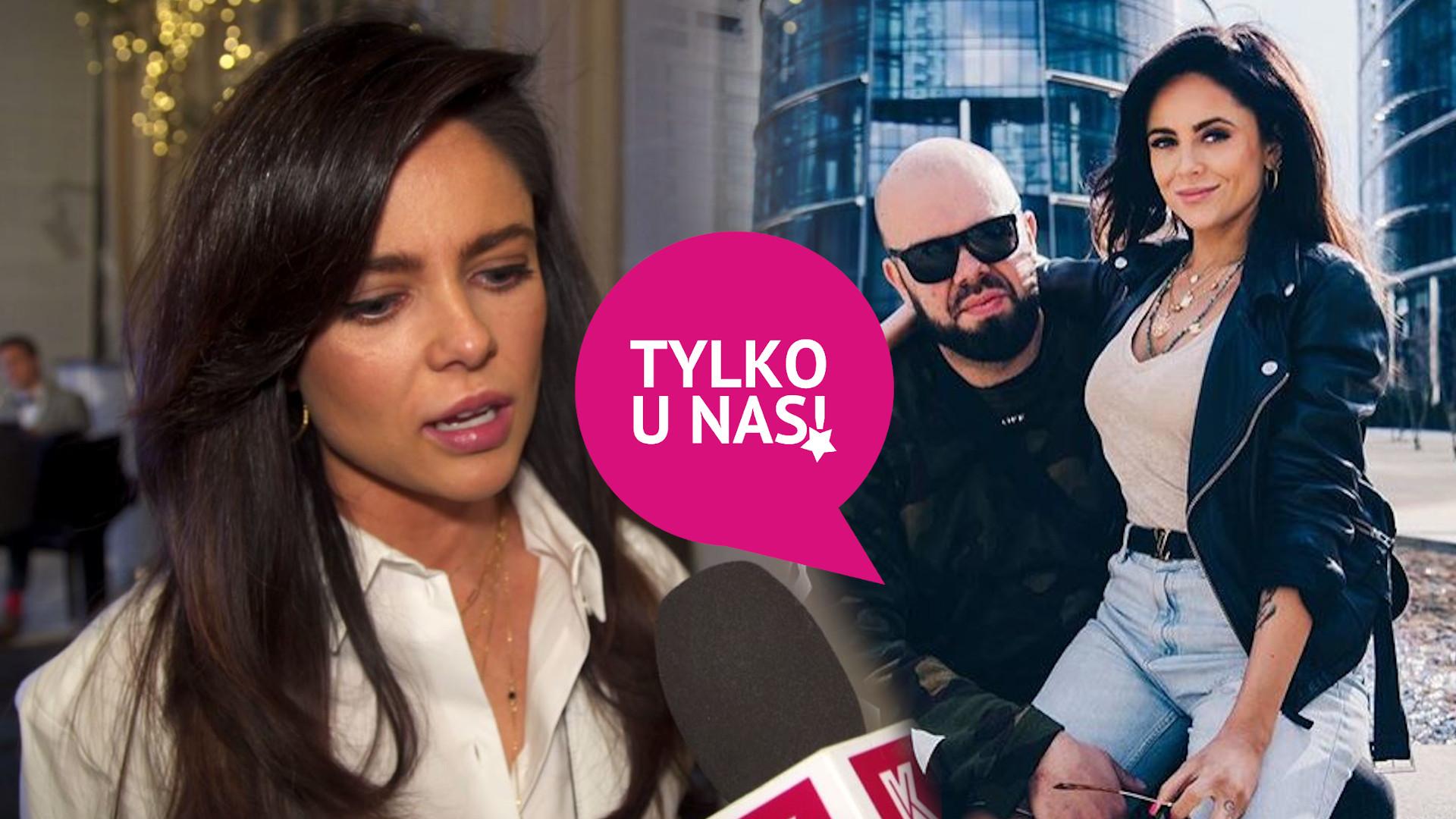 Gabi Drzewiecka o swoim partnerze i wspólnej pracy (VIDEO)