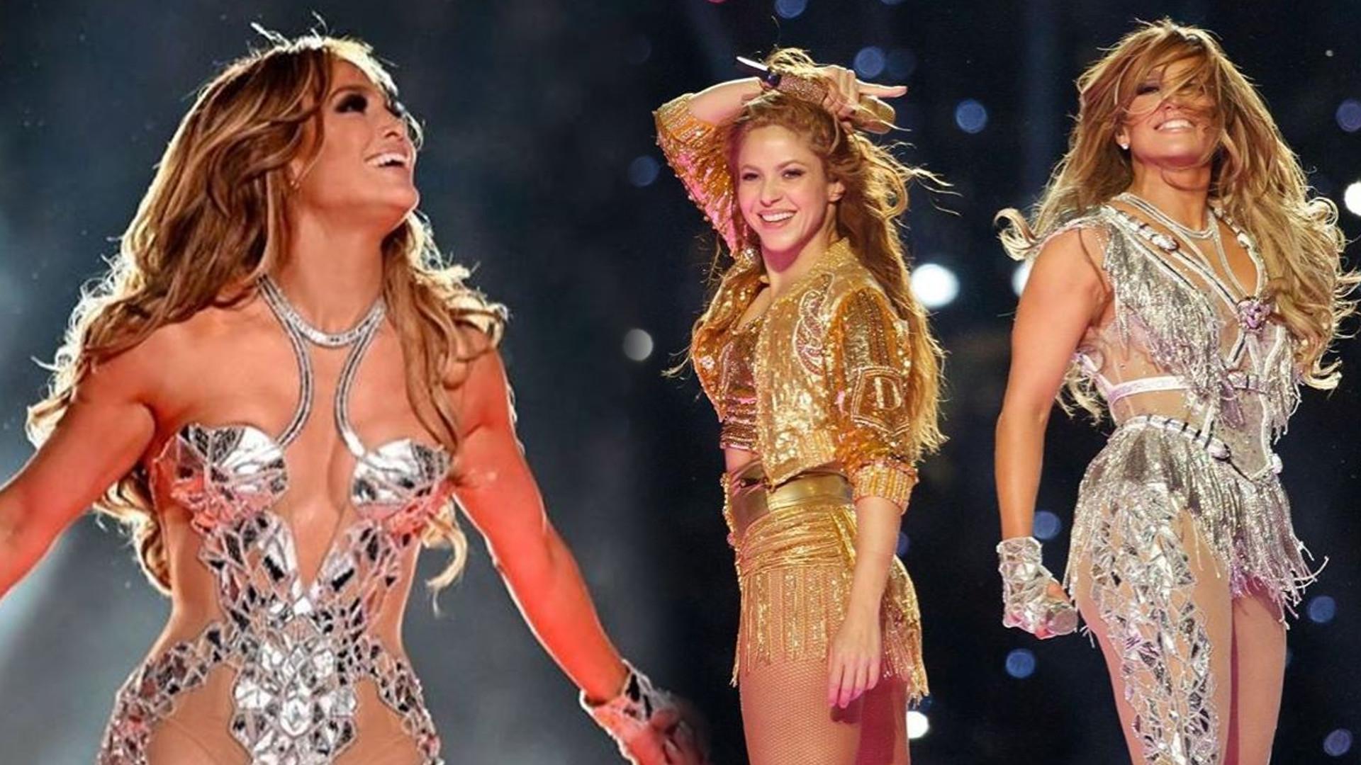 Scena płonęła na Super Bowl Halftime Show 2020. Jennifer Lopez i Shakira zmiotły konkurencję!