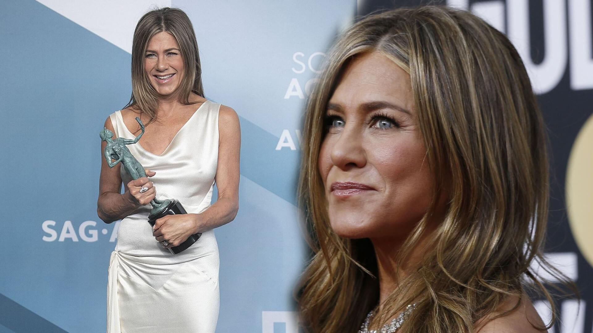 Gdzie się podziała Jennifer Aniston na tegorocznych Oscarach?