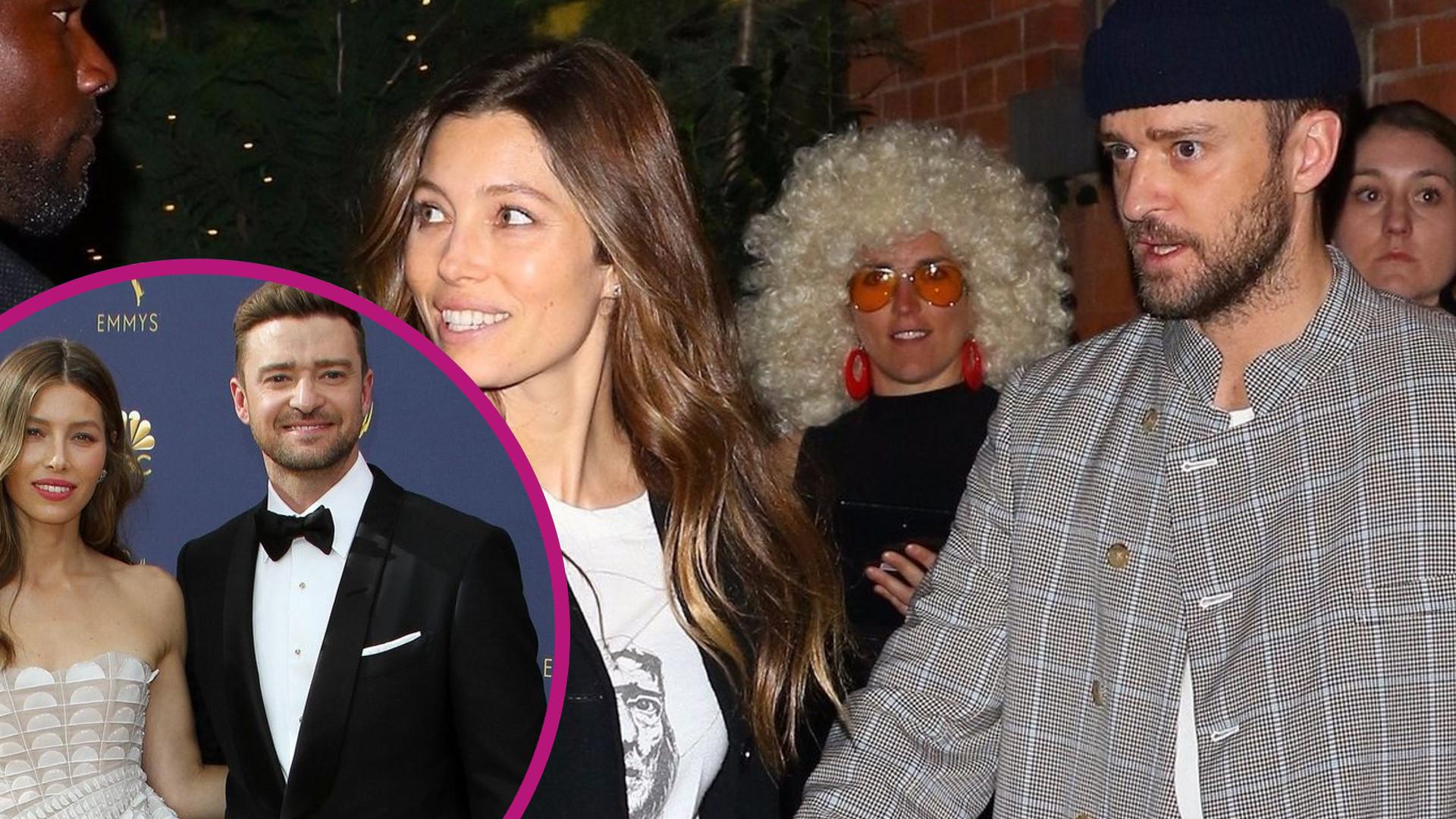 Jaki KRYZYS? Zobaczcie najnowsze zdjęcia z Justinem Timberlake'iem na Instagramie Jessiki Biel