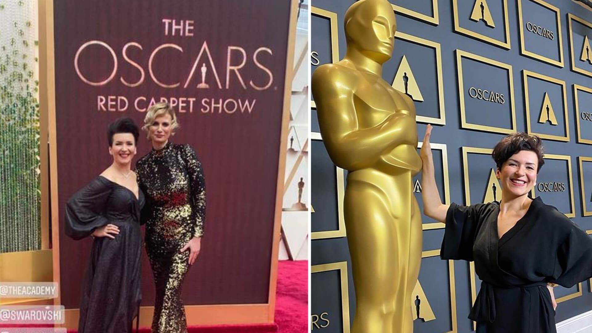 Polka, Katarzyna Łaska zaśpiewała na tegorocznej gali wręczenia Oscarów!