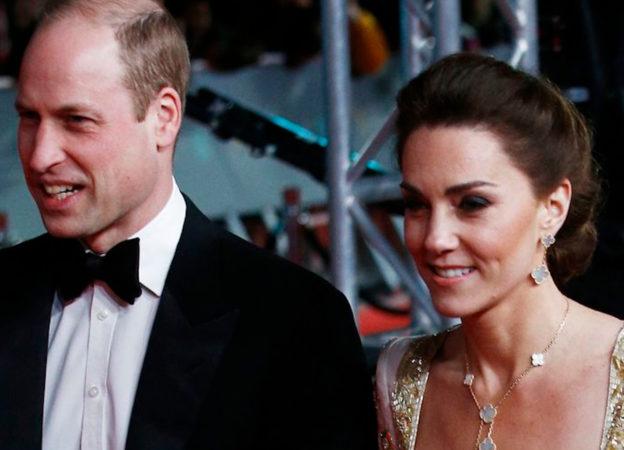 książę William, księżna Kate/fot. Forum