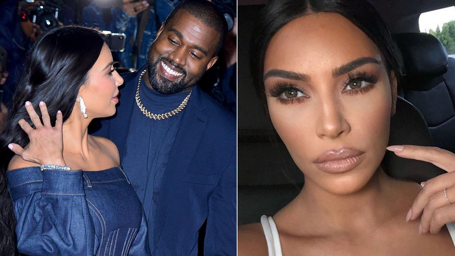 Kanye West zaskoczył Kim Kardashian luksusową wycieczką na Walentynki (FOTO)