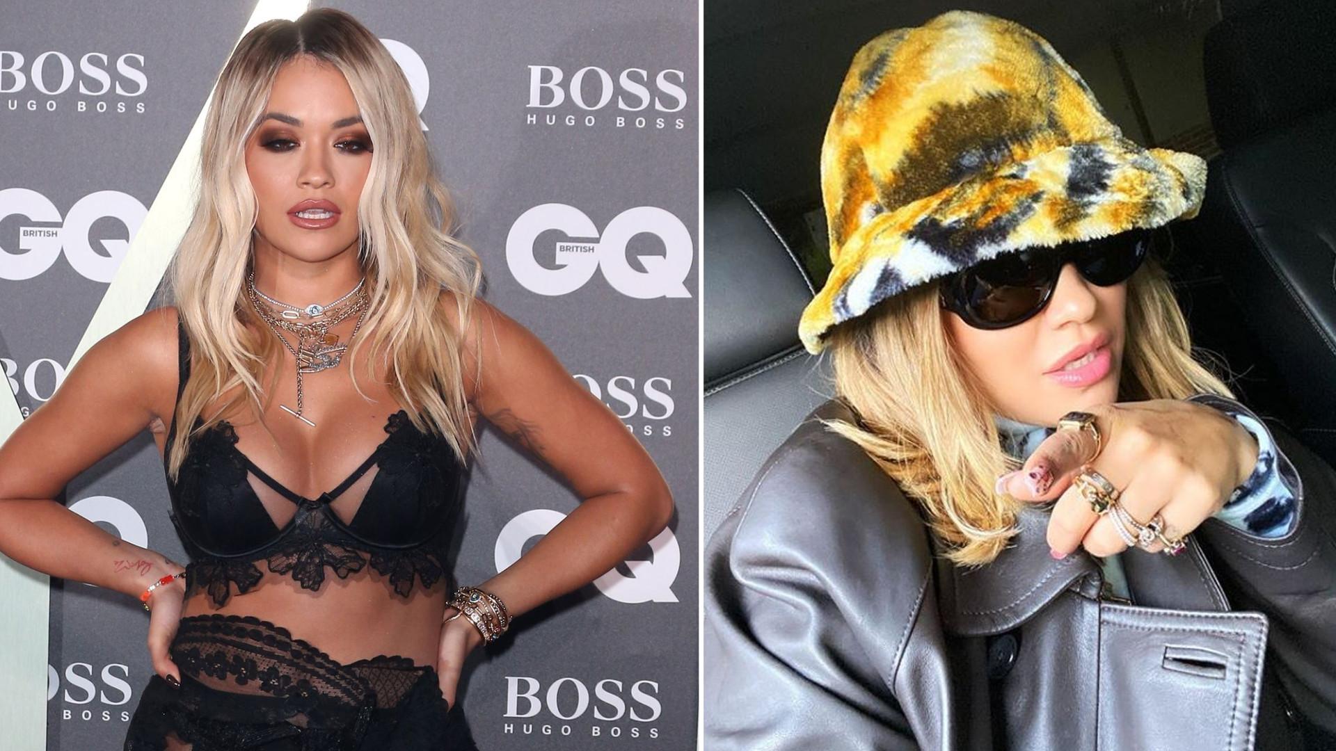 Rita Ora gorzej zarabia, dlatego wypuściła kolekcję rzeczy do domu sygnowaną własnym nazwiskiem?