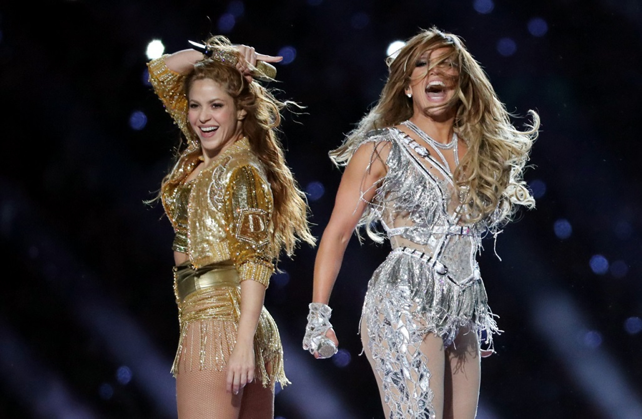 Jennifer Lopez Shakira