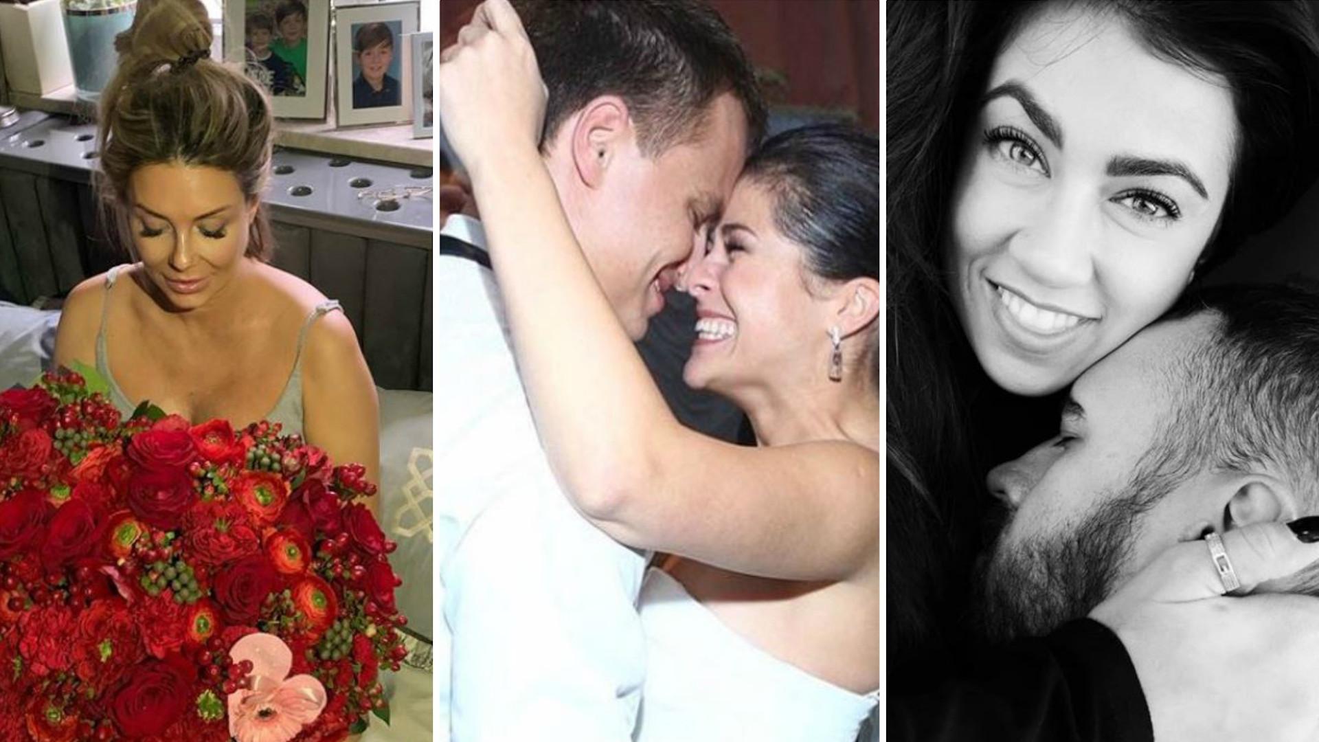 Jak romantycznie! Gwiazdy pokazują swoich partnerów na Walentynki (ZDJĘCIA)