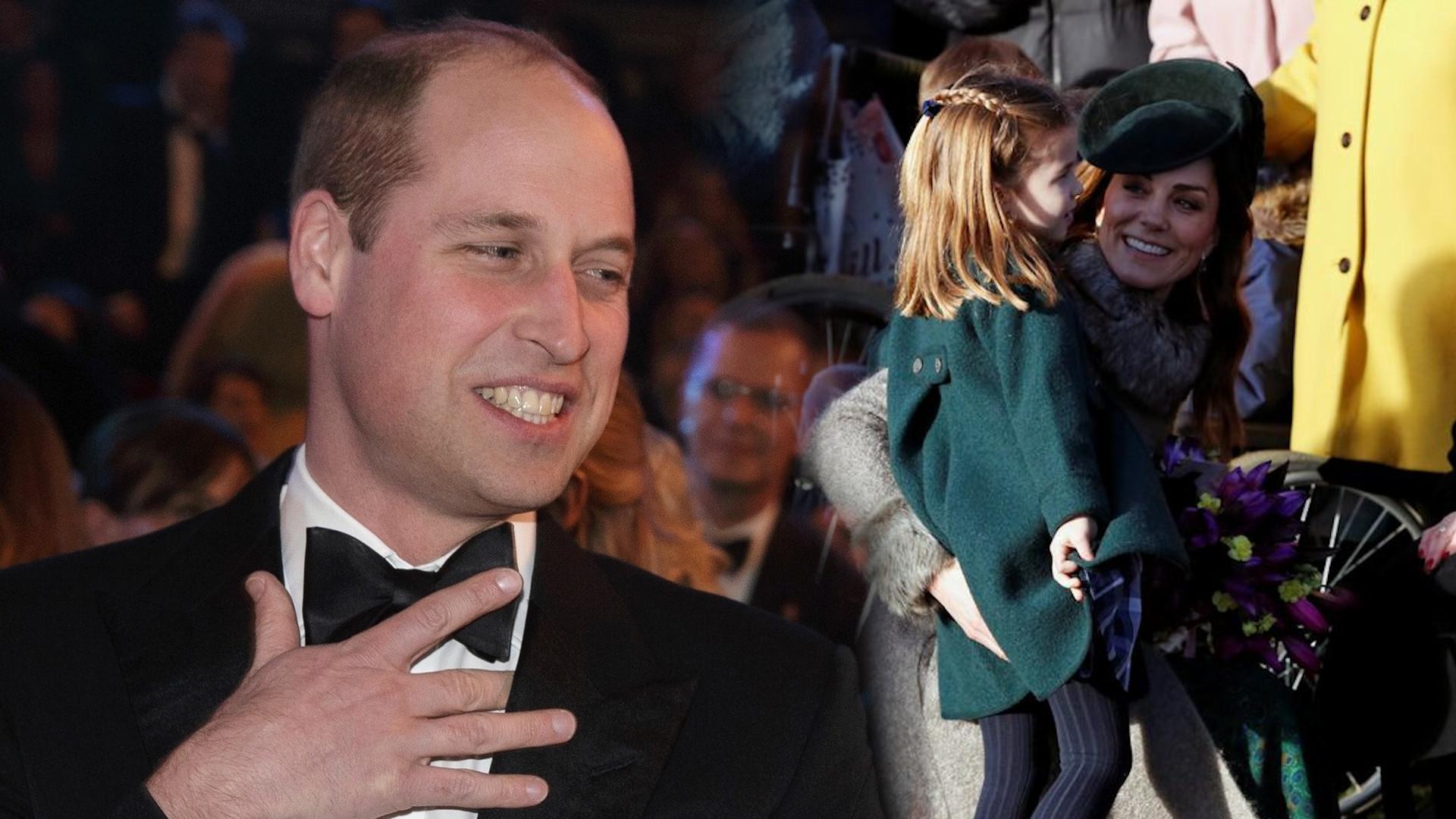 Książę William powiedział PIĘKNE słowa o swojej żonie i córce