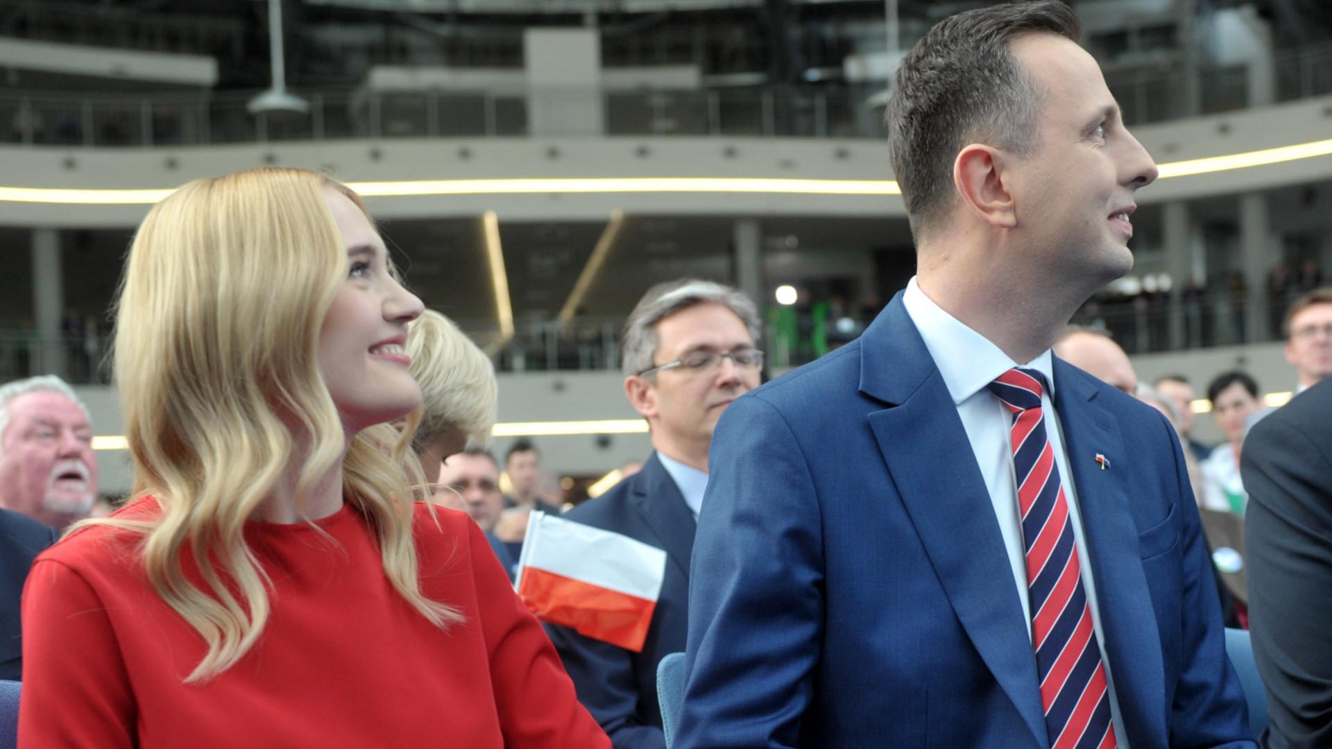 Paulina Kosiniak – Kamysz, żona kandydata na prezydenta. Agata Duda ma konkurencję! (ZDJĘCIA)