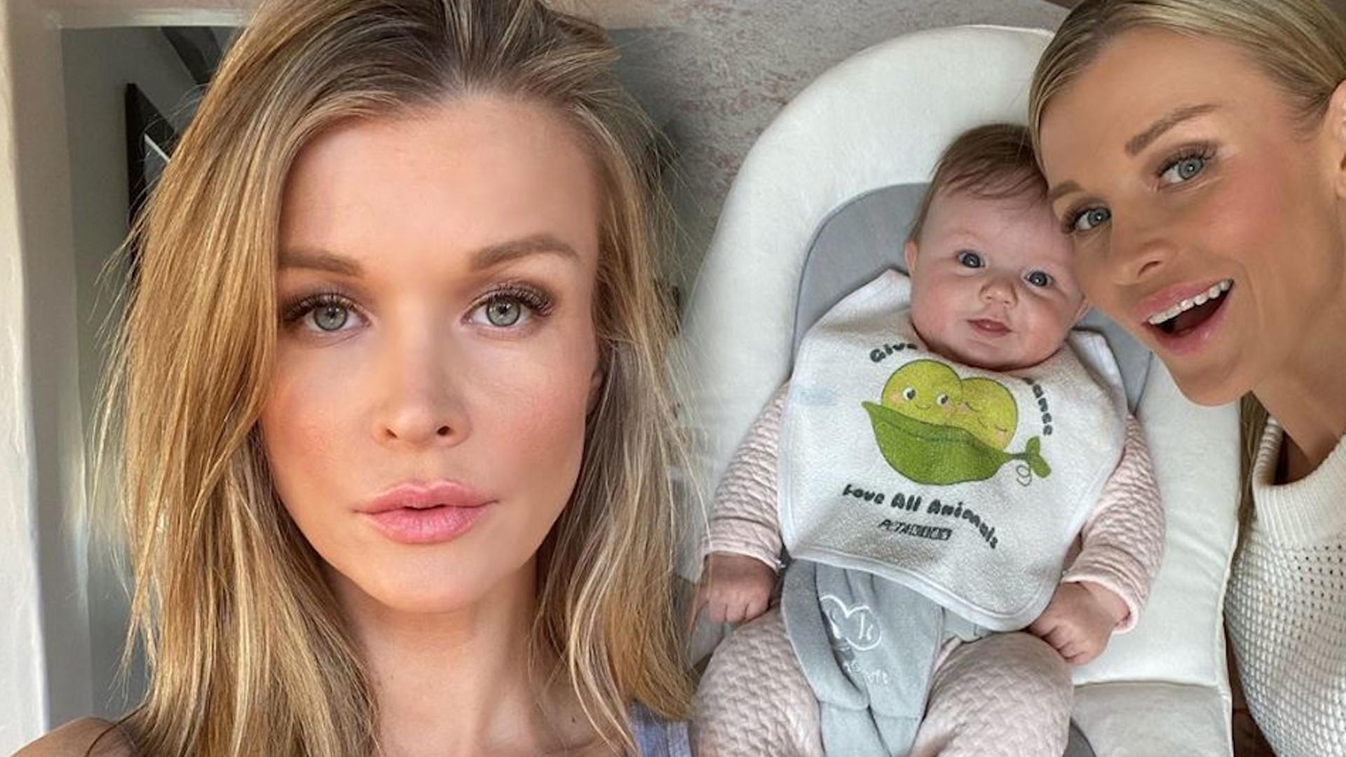 Joanna Krupa zdecydowała się na kontrowersyjną DIETĘ dla córki