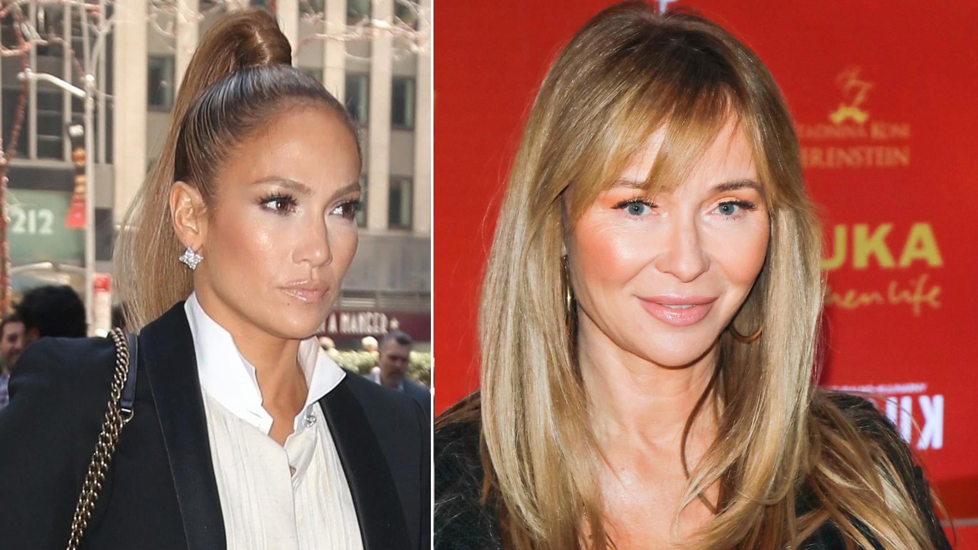 Joanna Przetakiewicz wygląda w tej stylizacji jak Jennifer Lopez!