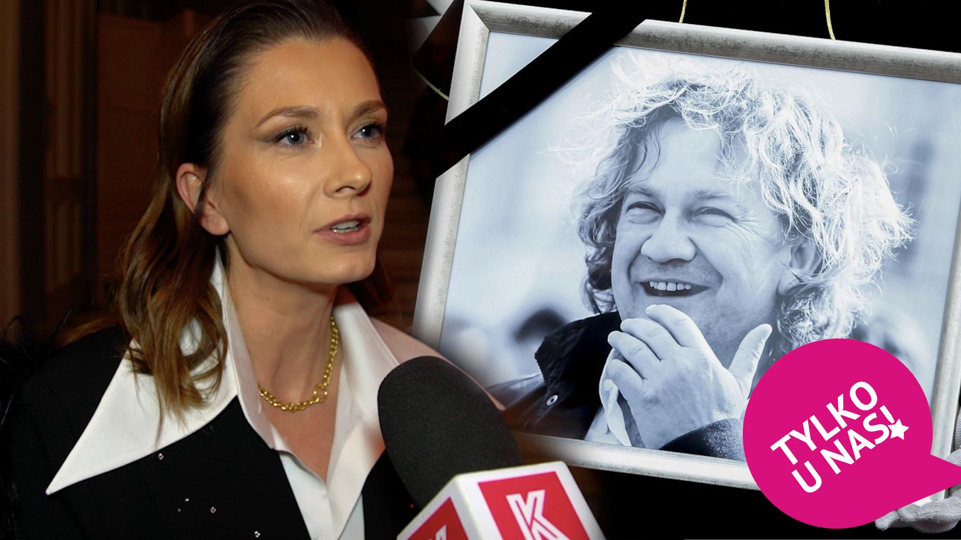 Anita Sokołowska wspomina Pawła Królikowskiego. Łzy same cisną się do oczu (WIDEO)