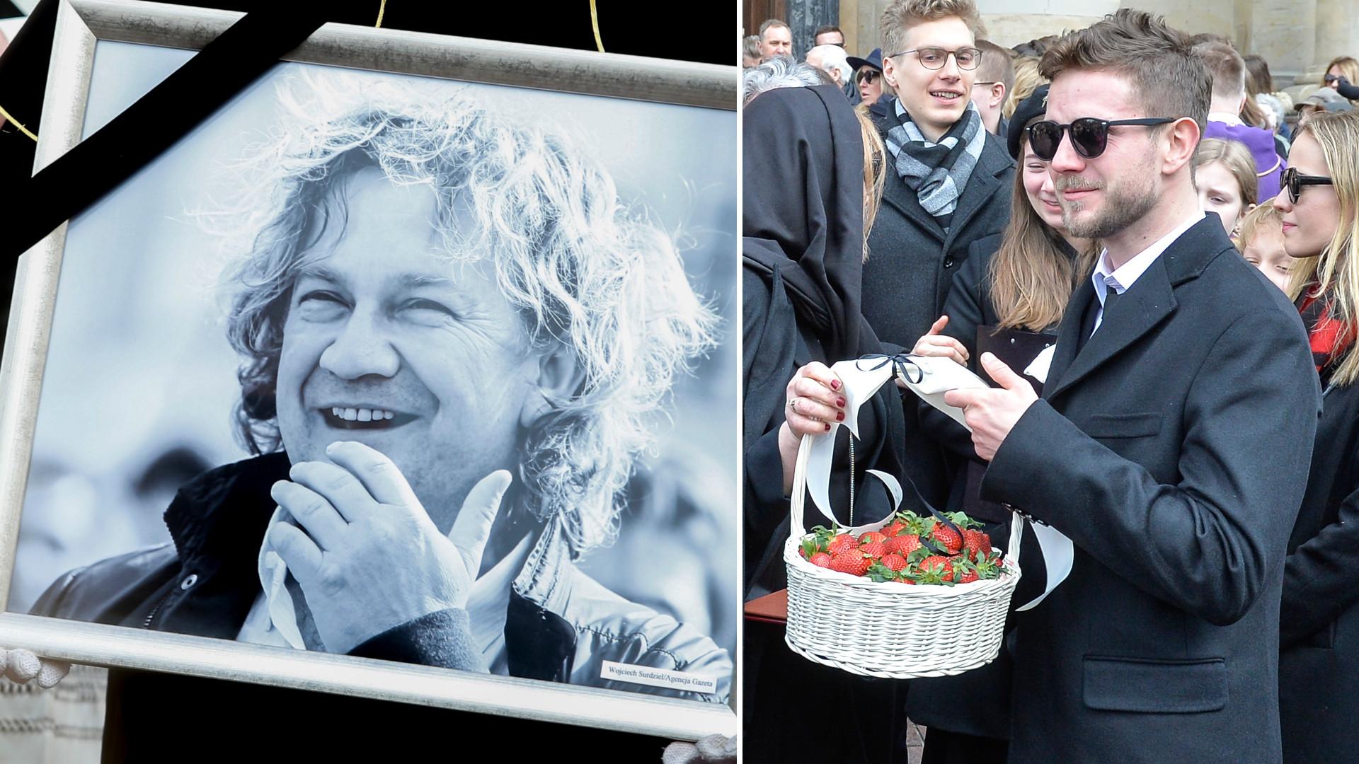 Antek Królikowski NIETYPOWO pożegnał ojca. Wspomniał o… koronawirusie