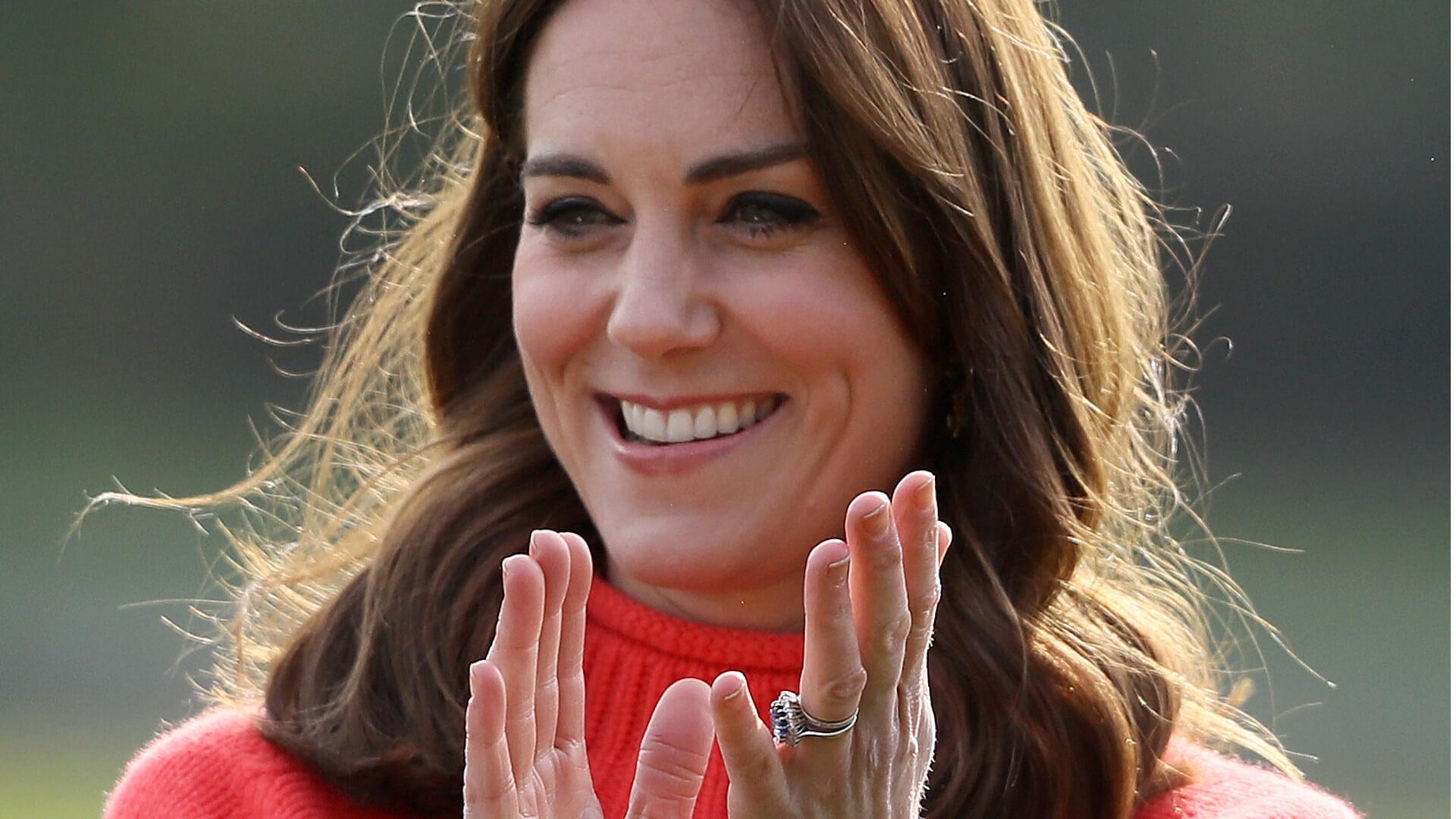 Dawno nie widzieliśmy księżnej Kate w TAKIEJ stylizacji!