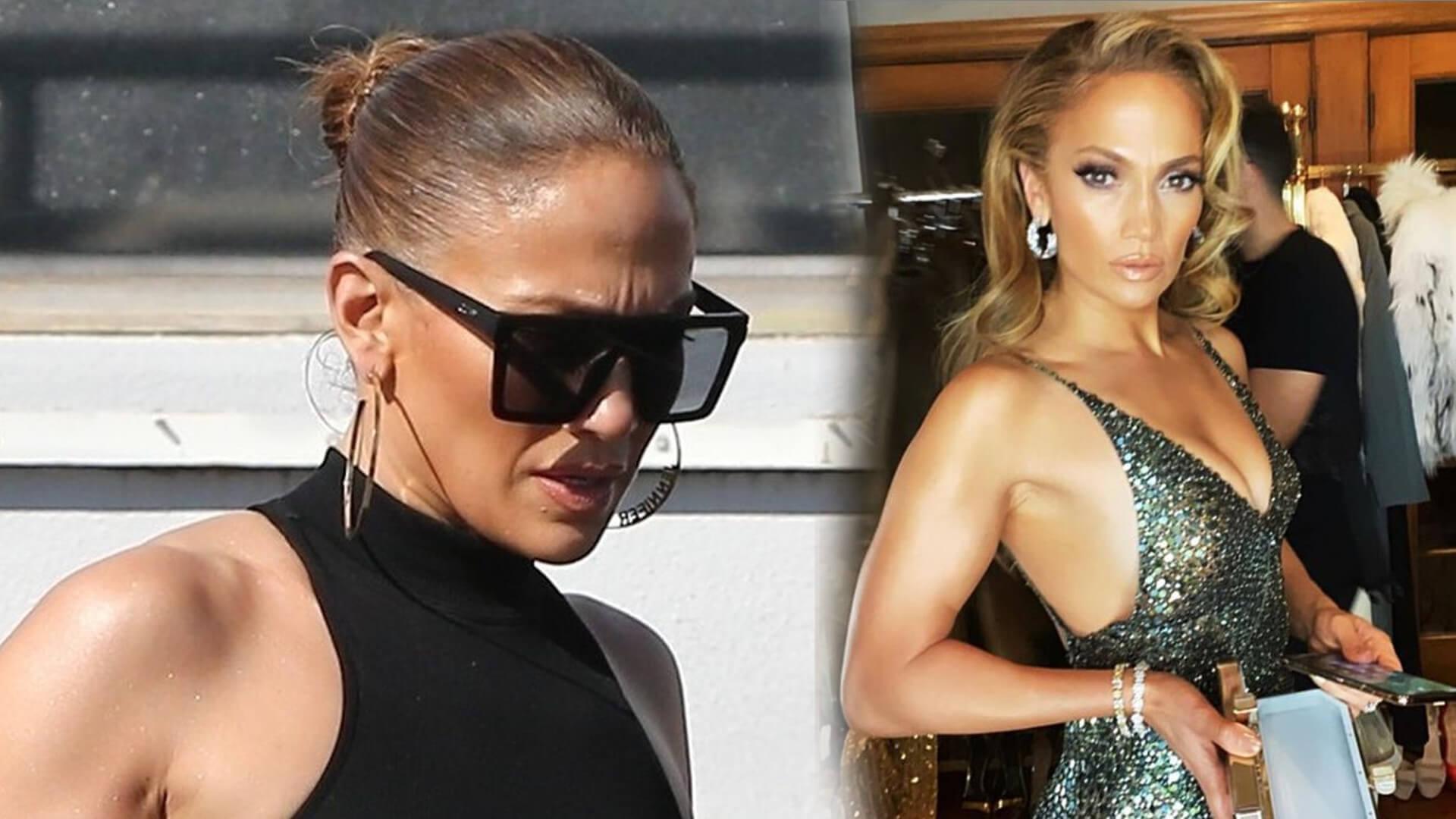 WOW! Jennifer Lopez bez makijażu wygląda jeszcze młodziej a jej figura – szaleństwo