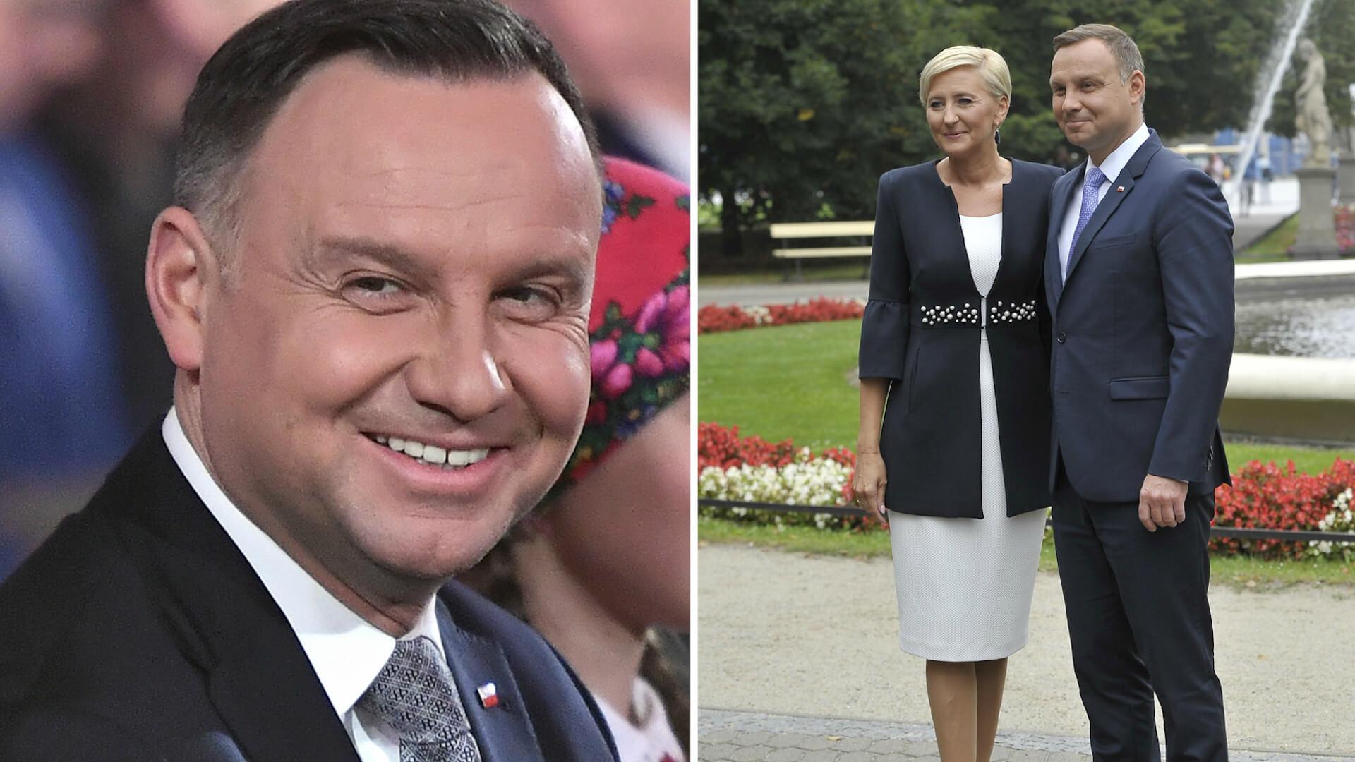 Andrzej Duda uczcił Dzień Kobiet. Złożył życzenia, ale to nie wszystko
