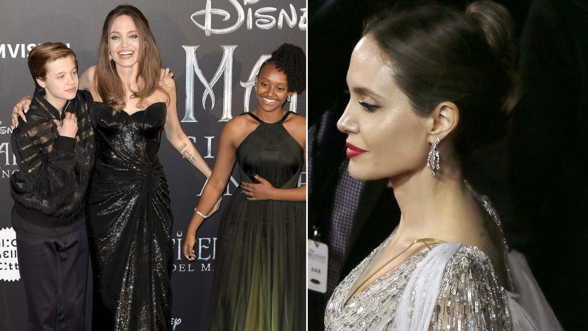 Angelina Jolie ujawniła, że jej córki miały poważne problemy zdrowotne. Co im dolegało?