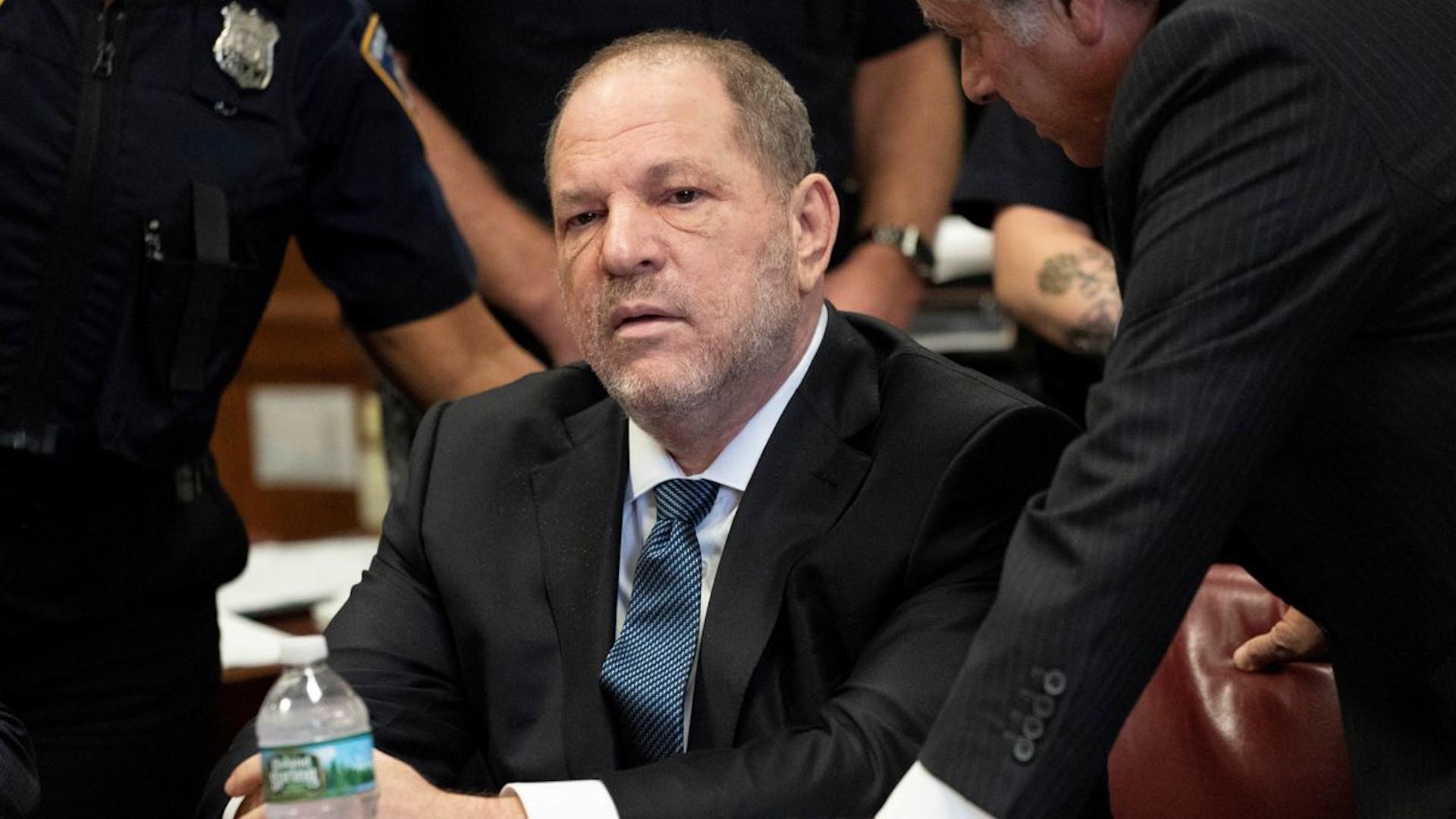 Jest wyrok w sprawie Harvey'a Weinsteina!