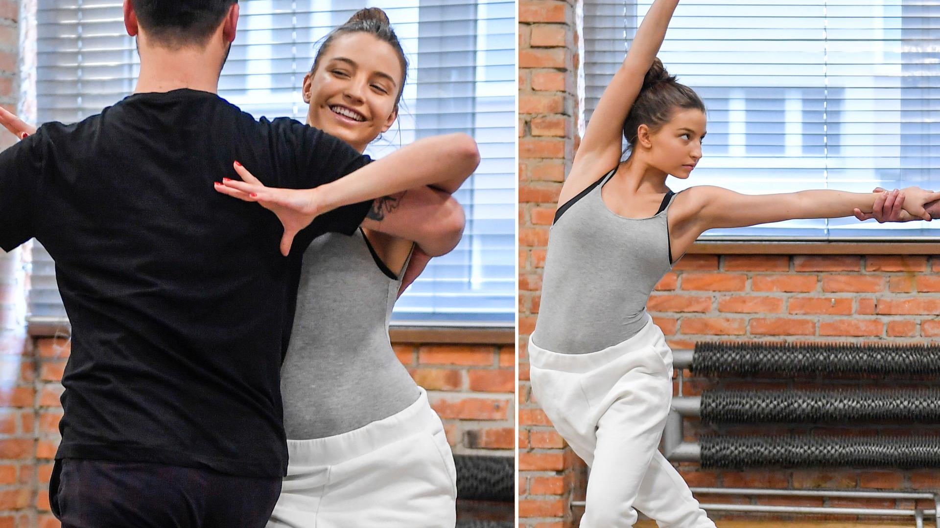 Julia Wieniawa wysmukla TALIĘ na treningu ze Stefano (ZDJĘCIA)