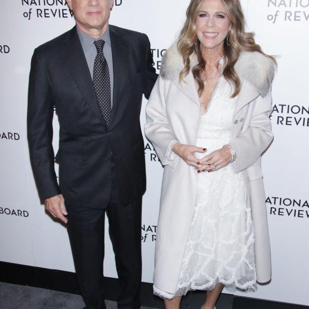 Tom Hanks i Rita Wilson mają koronawirusa