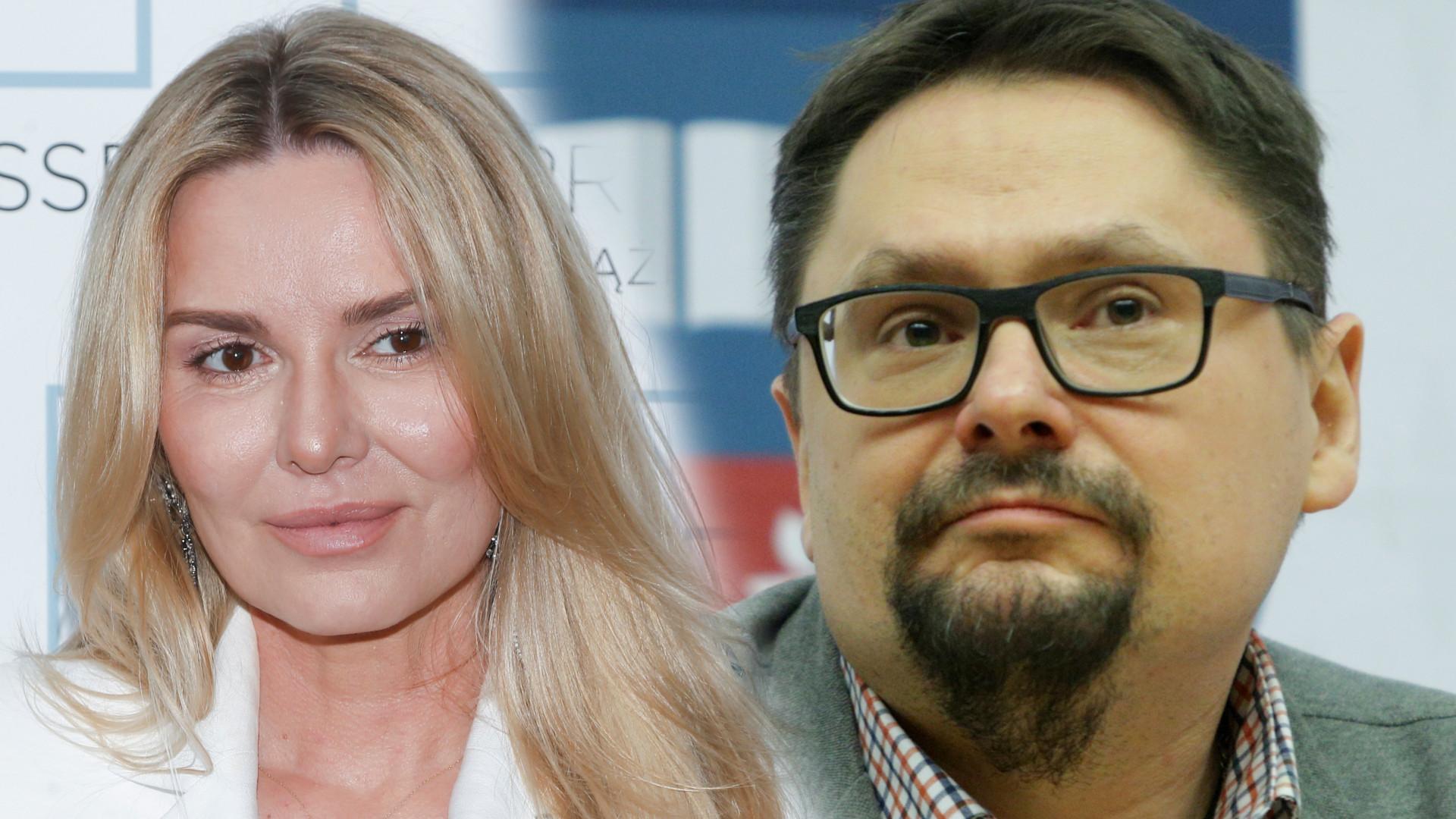 Hanna Lis do Terlikowskiego: Pan sobie poczyta konkordat i PRZESTANIE PIEP**Ć