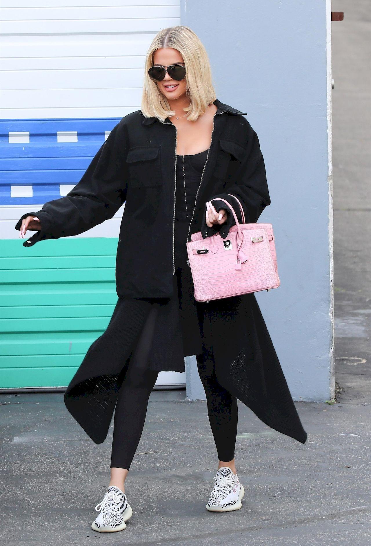 Khloe Kardashian nagrywa show