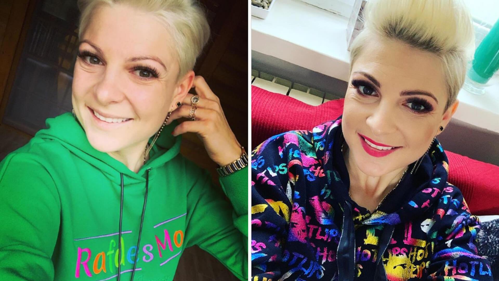Magda Narożna w NOWYM kolorze włosów. Opinie fanek są podzielone