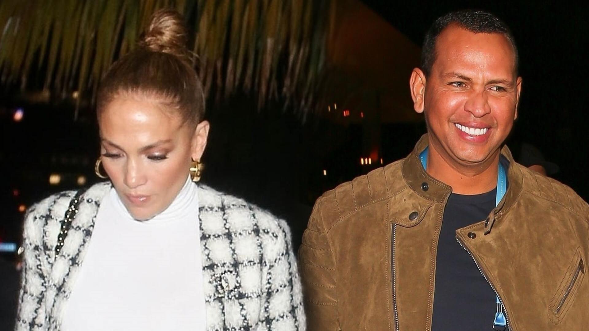 Nawet podczas epidemii koronawirusa Jennifer Lopez jak zwykle wygląda perfekcyjnie