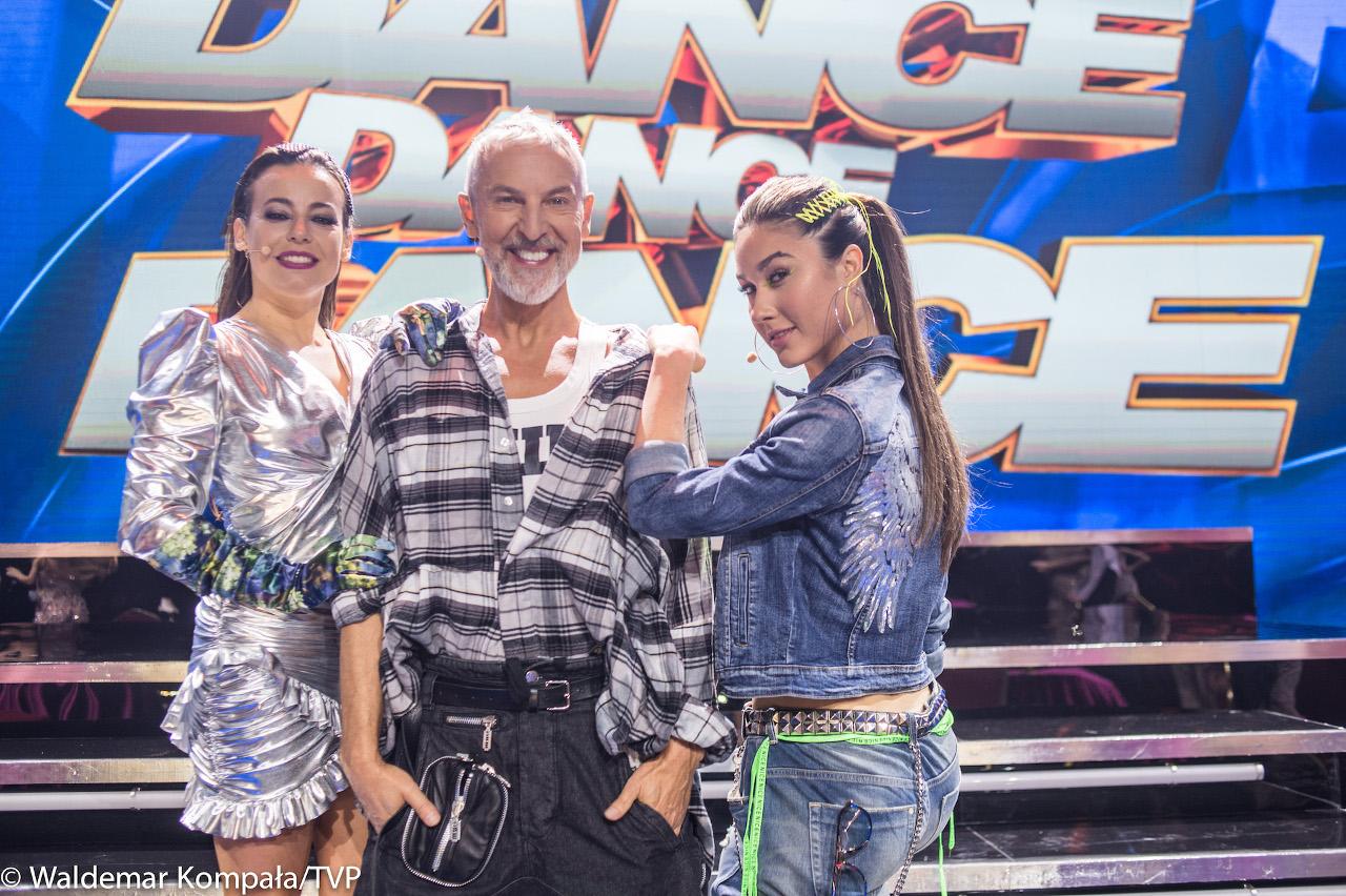 Dance Dance Dance Jurorzy programu