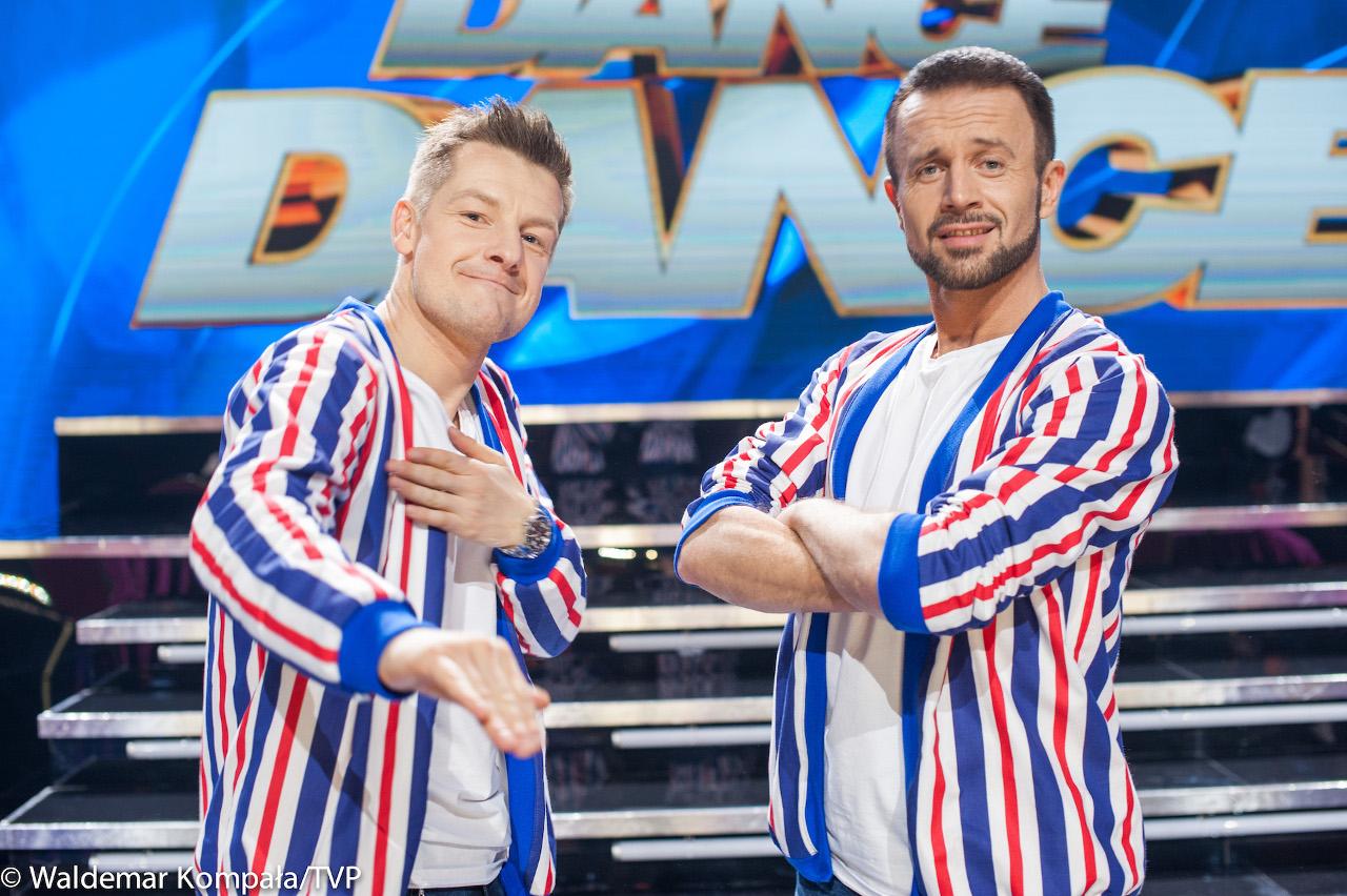 Dance Dance Dance Rafał Mroczek i Przemysław Cypryanski