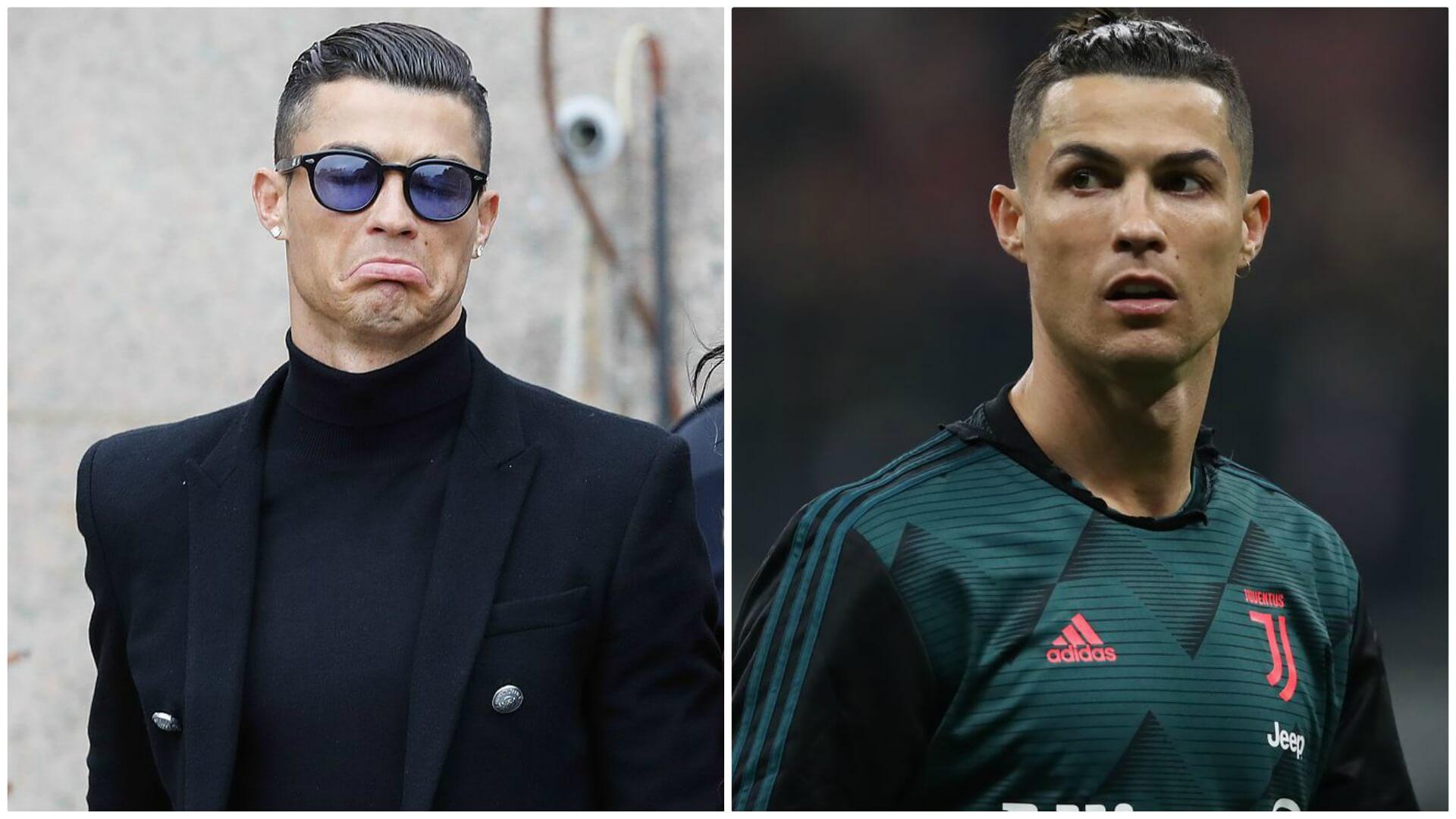Cristiano Ronaldo NIE ZMIENI swoich hoteli w szpitale!