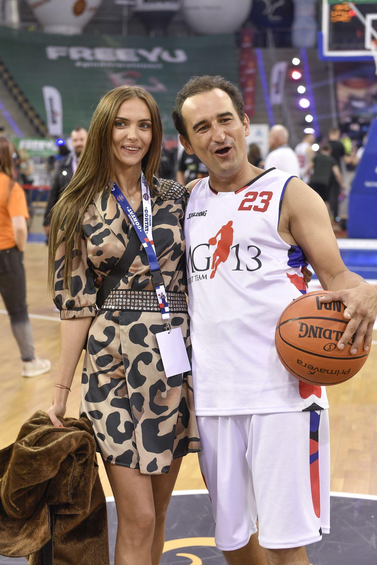 Marcela Leszczak, Michał Koterski