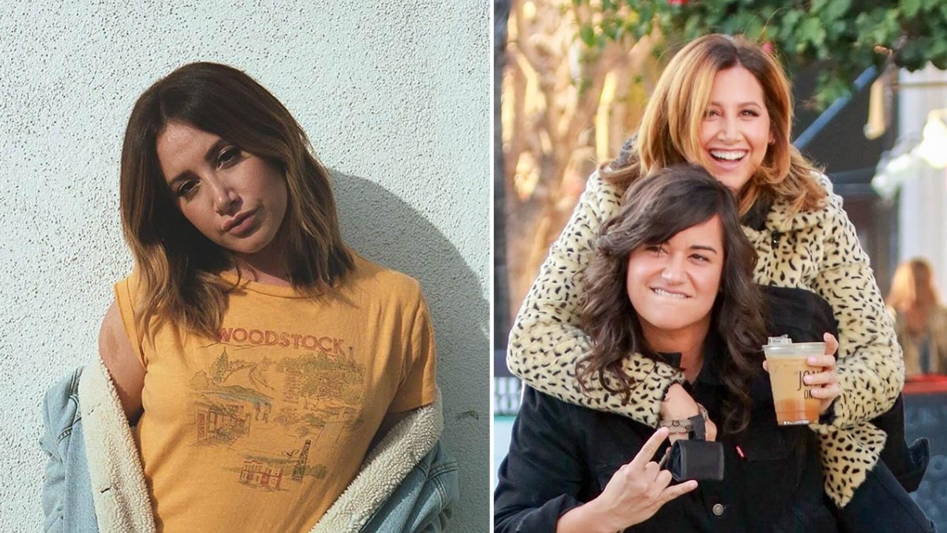 Ashley Tisdale tak radzi sobie z nudą podczas kwarantanny – odtworzyła taniec z High School Musical