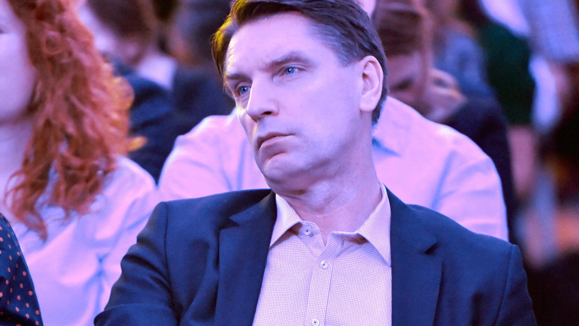 Tomasz Lis w SZPITALU! Dziennikarz pokazał zdjęcie