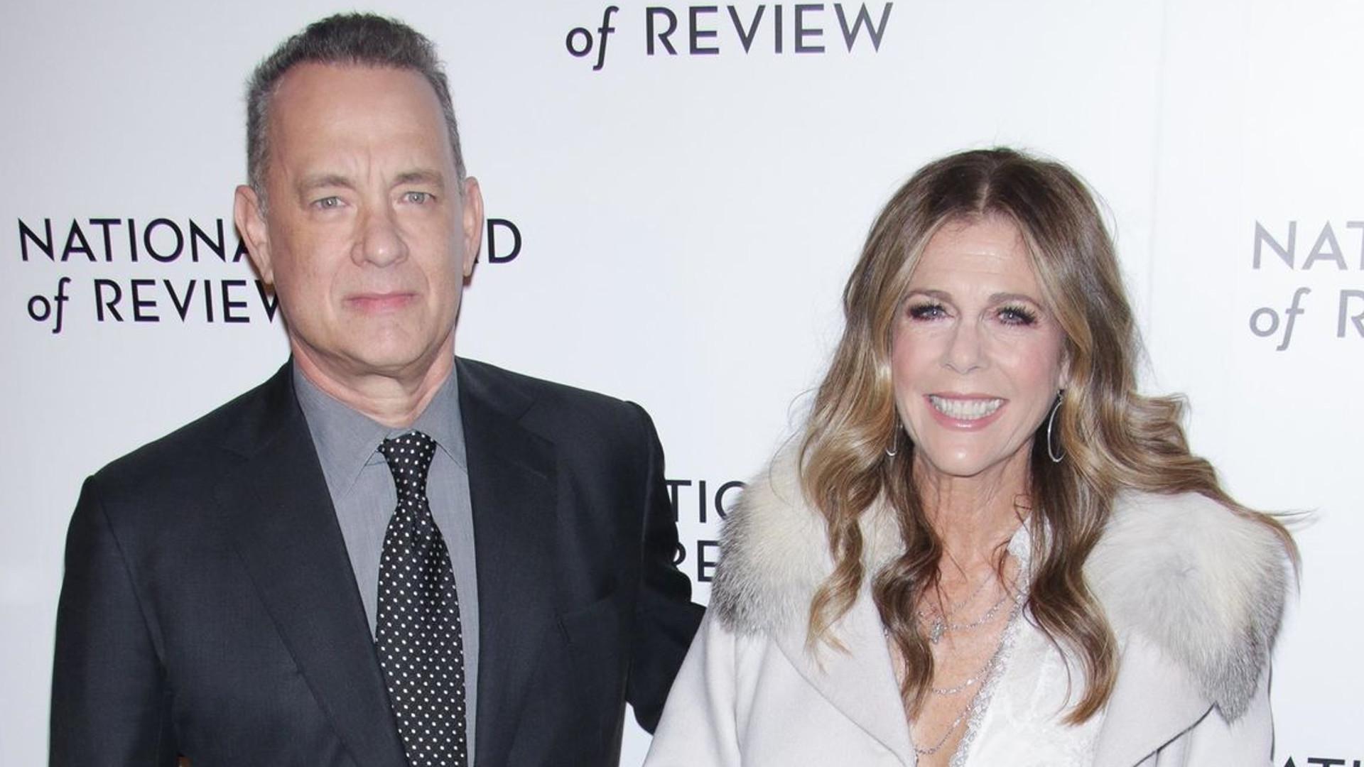 Nowe doniesienia na temat Toma Hanksa i jego żony zakażonych koronawirusem. Syn mówi, że to jeszcze nie koniec