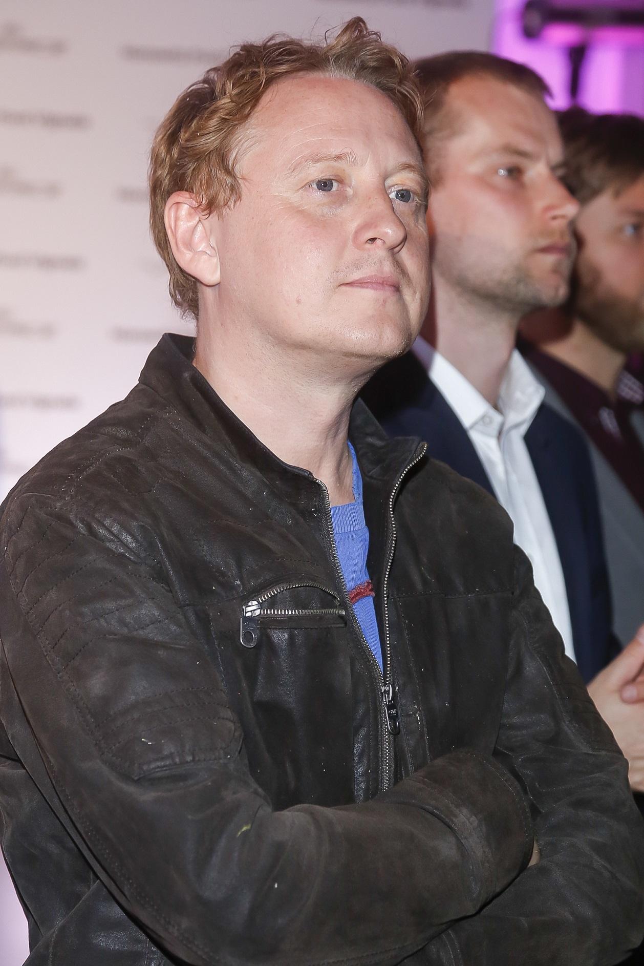 Rafał Olbrychski musi pochować syna Jakuba.