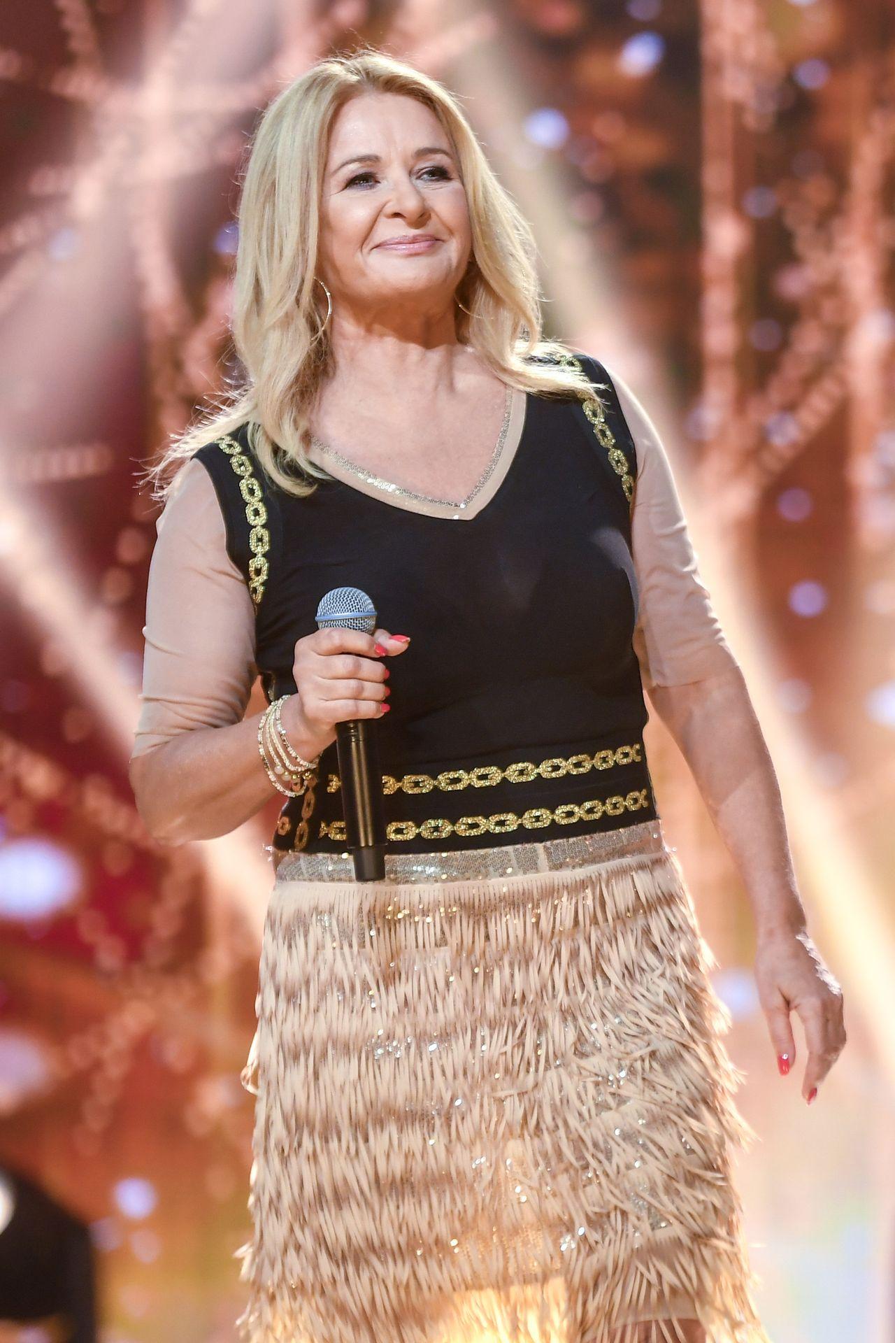 Majka Jeżowska na scenie