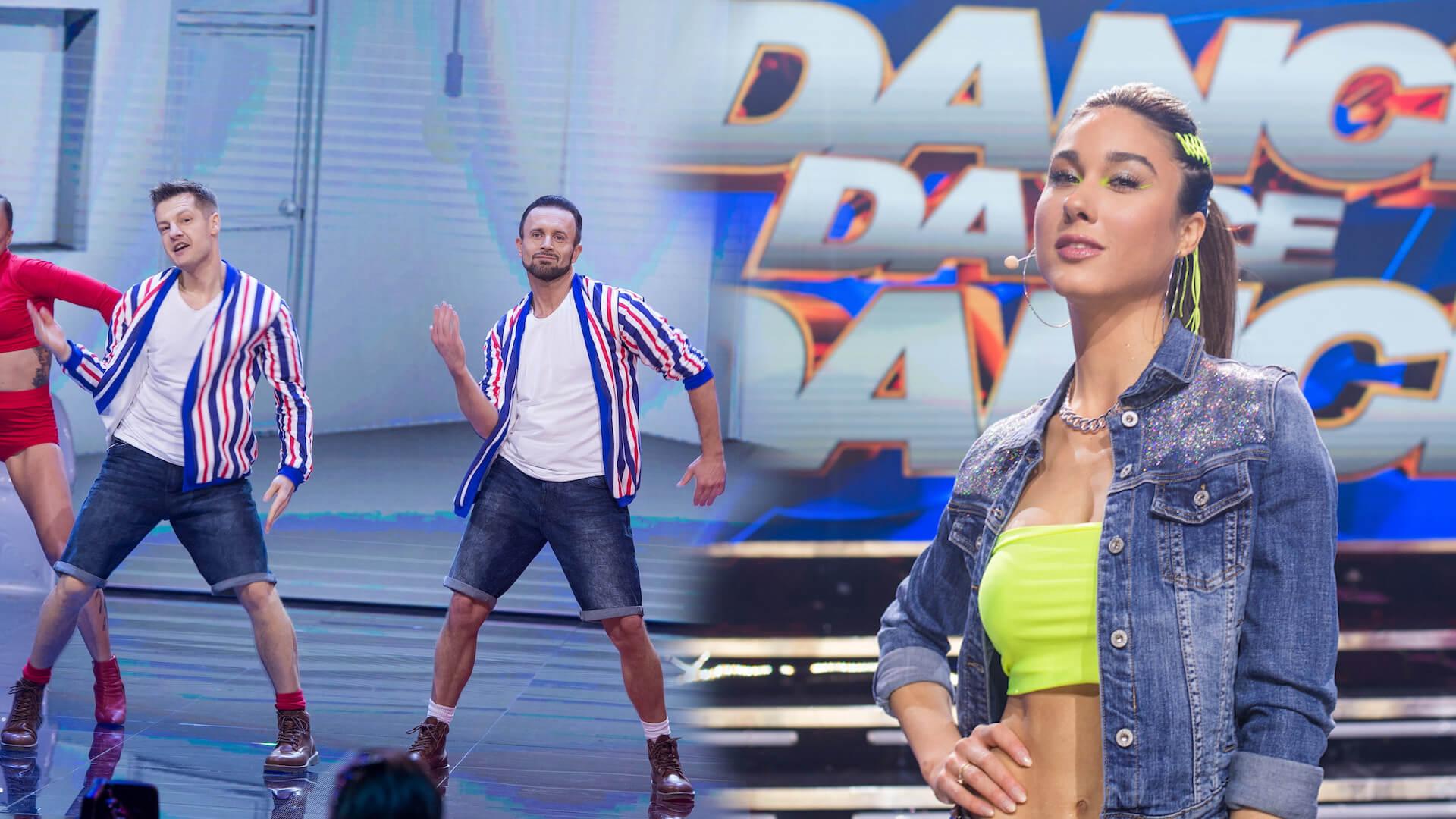 """""""Dance Dance Dance"""". Uczestnik wdał się w DYSKUSJĘ z jury (WIDEO)"""