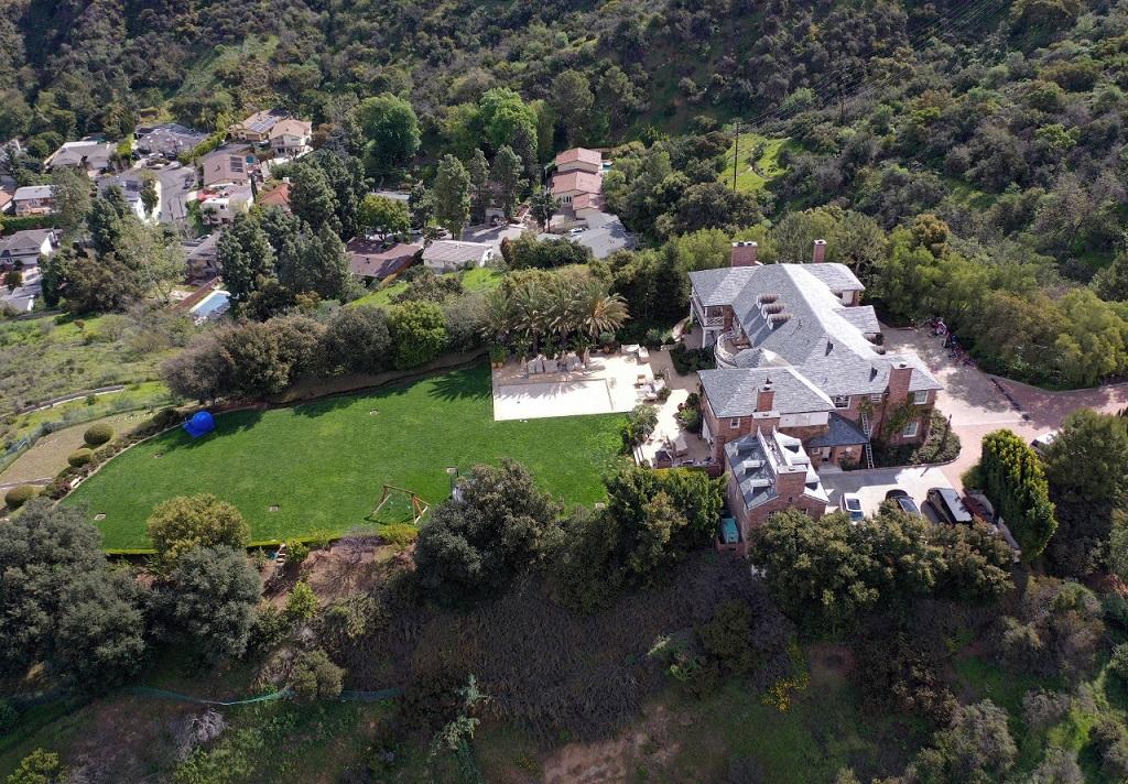 Rezydencja Heidi Klum w prestiżowej dzielnicy Beverly Hills