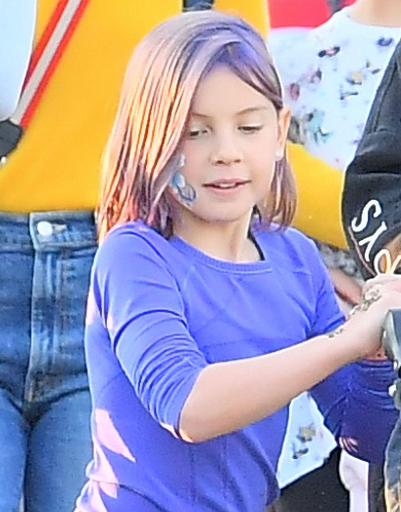Córka Pink, Willow Hart tak wydoroślała, ma już 8 lat.