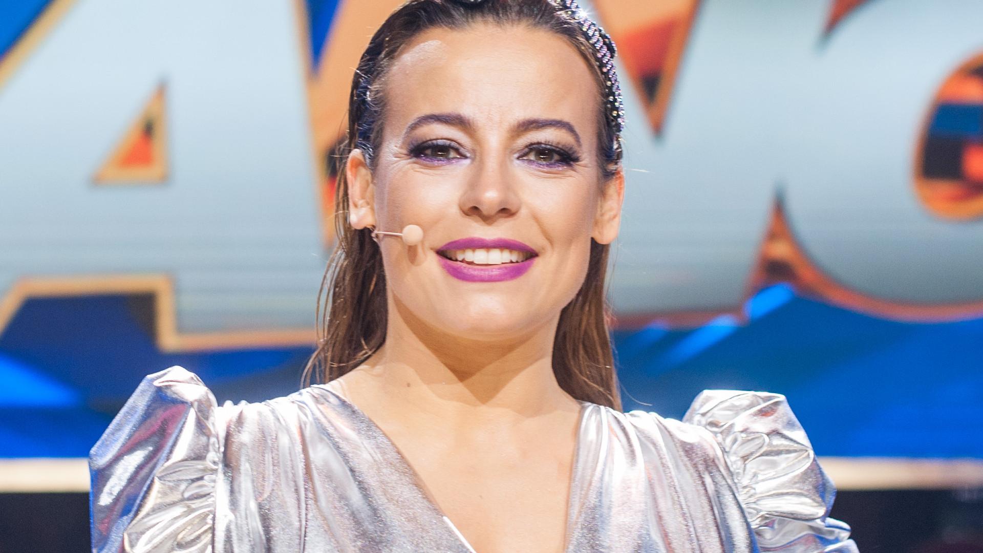 Zabawna reakcja Anny Muchy na wpadkę na scenie w Dance Dance Dance (VIDEO)