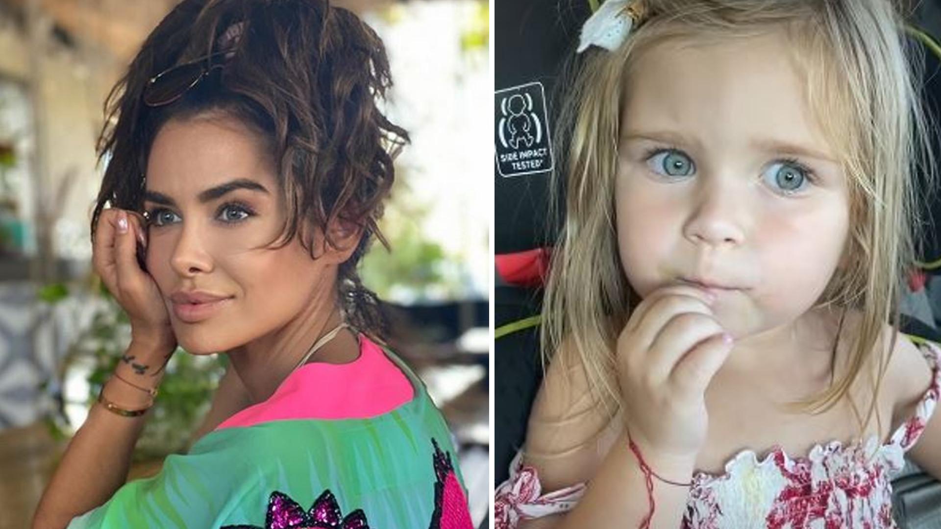 Natalia Siwiec na zdjęciu z córką. Fani zauważają coraz większe podobieństwo do MAMY