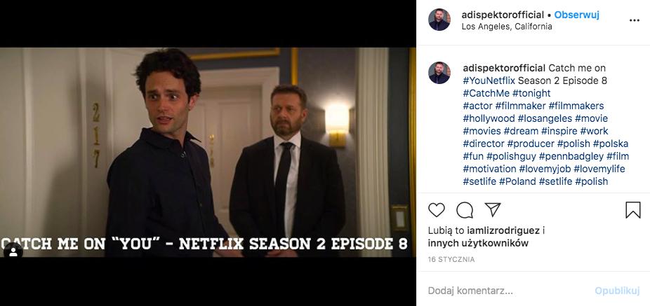 Adi Spektor - Instagram