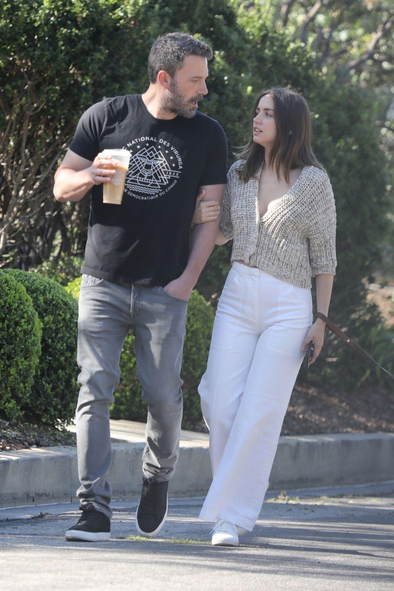 Zakochani Ben Affleck i Ana de Armas